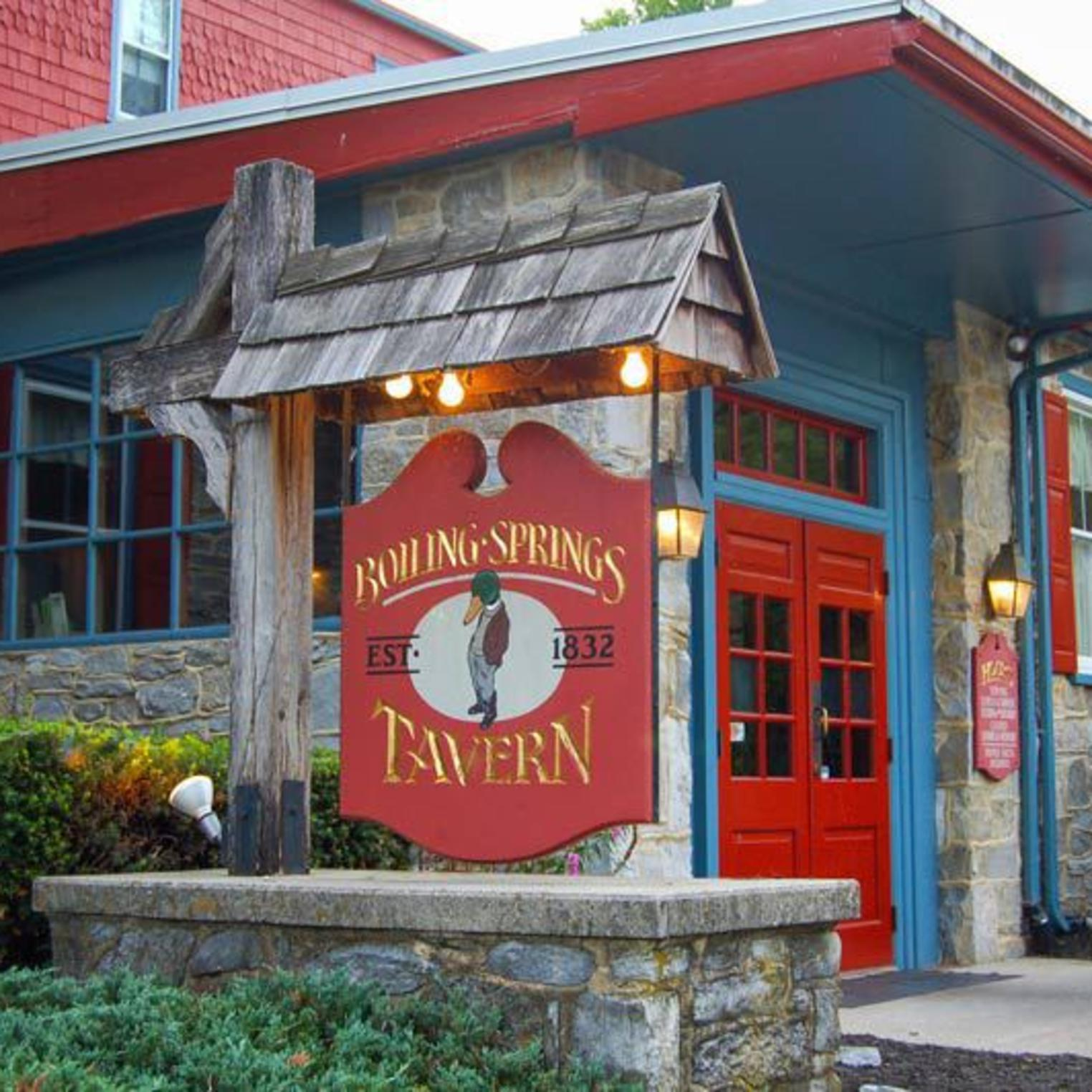 Boiling Springs Tavern