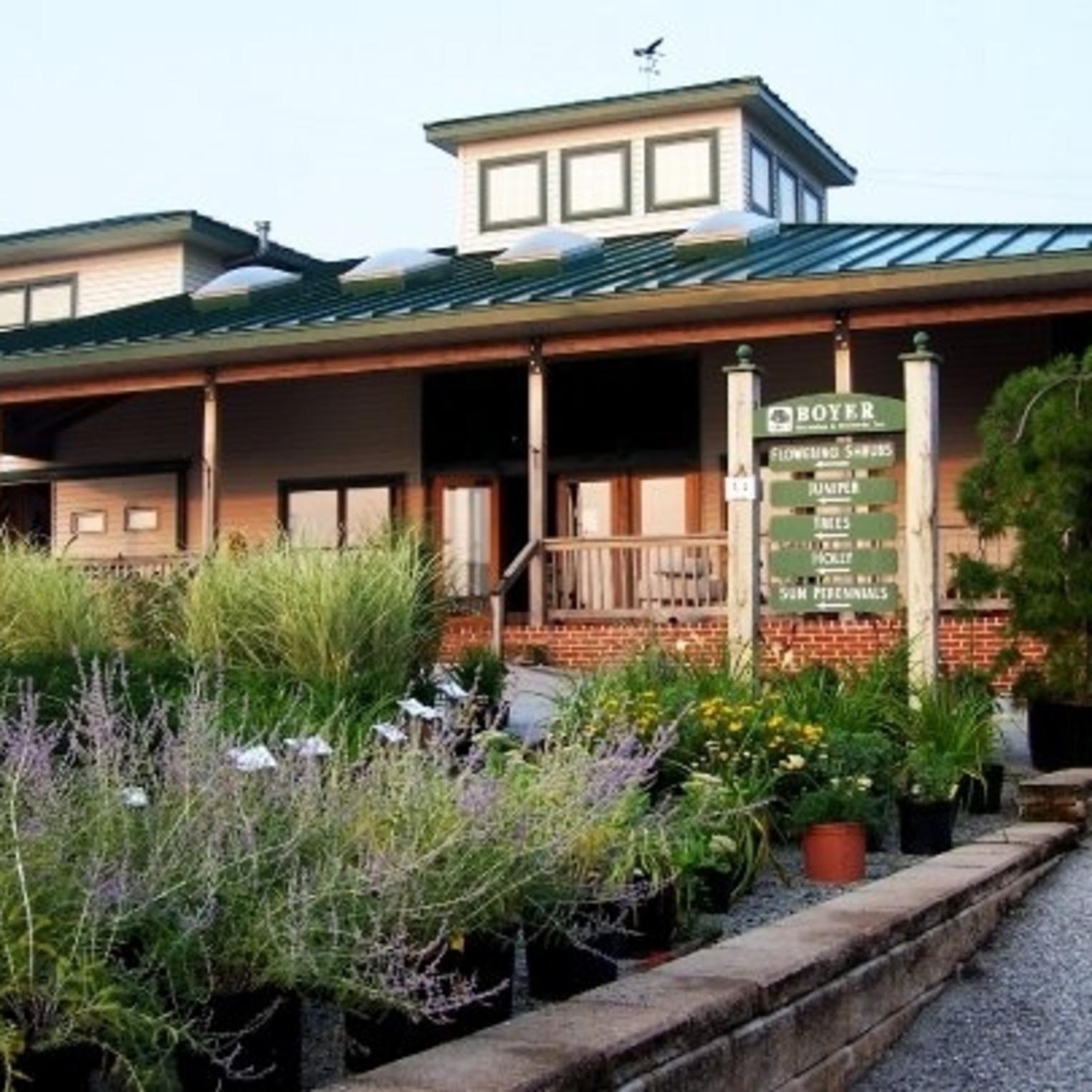 Boyer Garden Shop