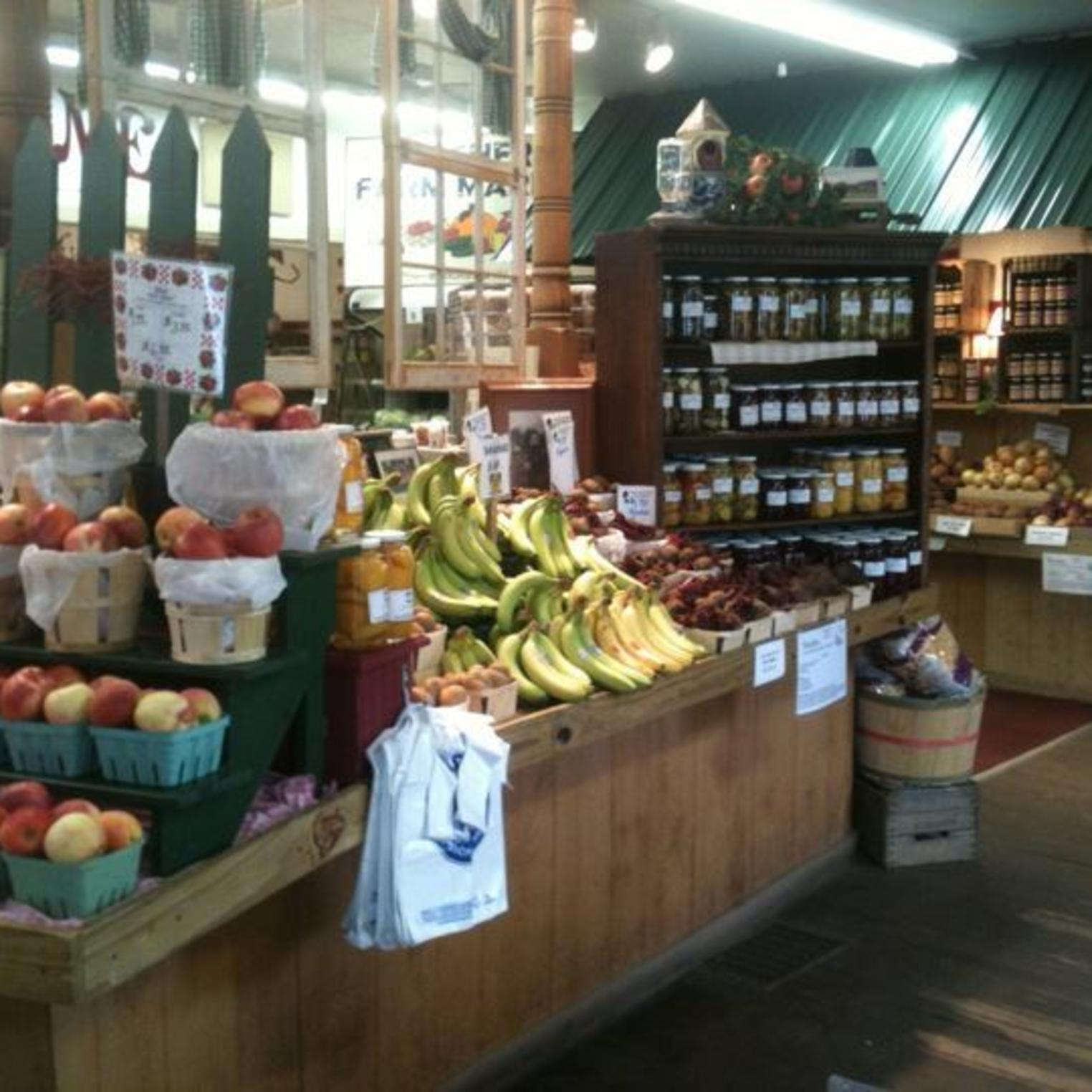 Butcher's Farm Market