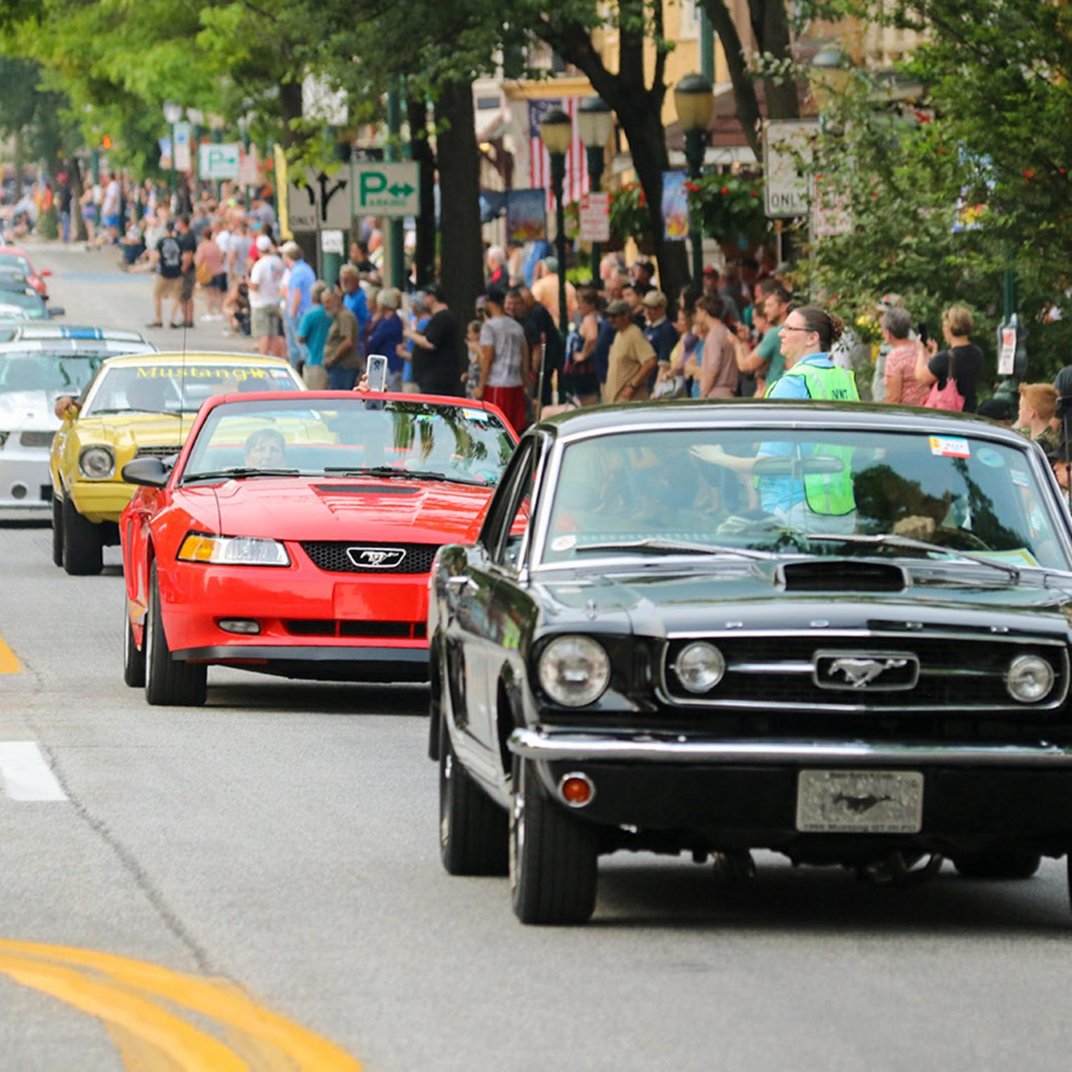 Downtown Ford Parade
