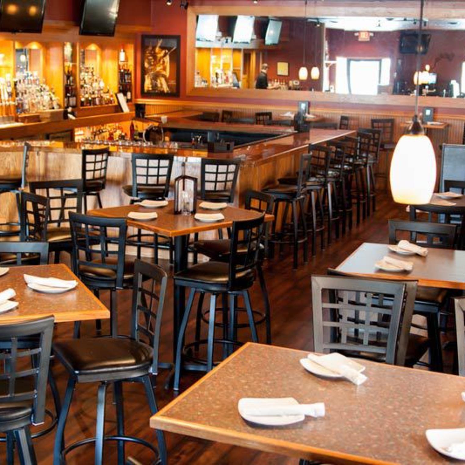 CJ's Pub Interior