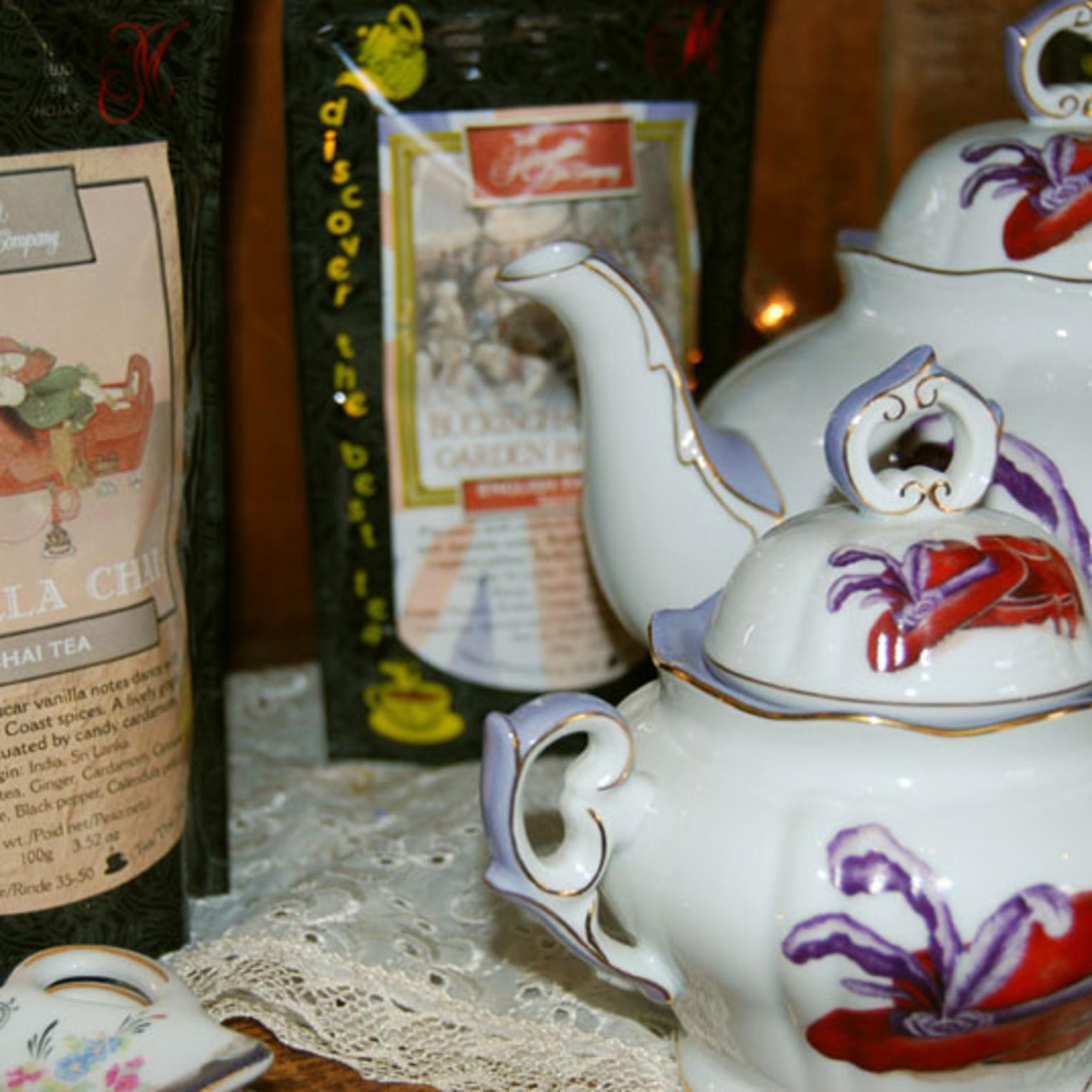 Camellia's Sin Tea Parlor