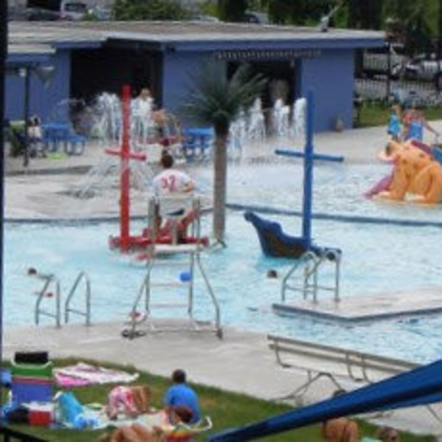 Camp Hill Borough Municipal Pool