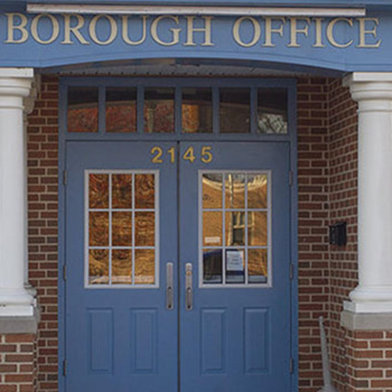 Camp Hill Borough Office