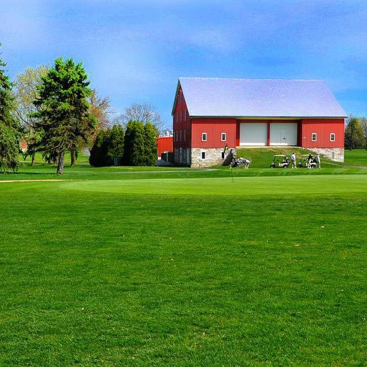 Carlisle Barracks Golf Course