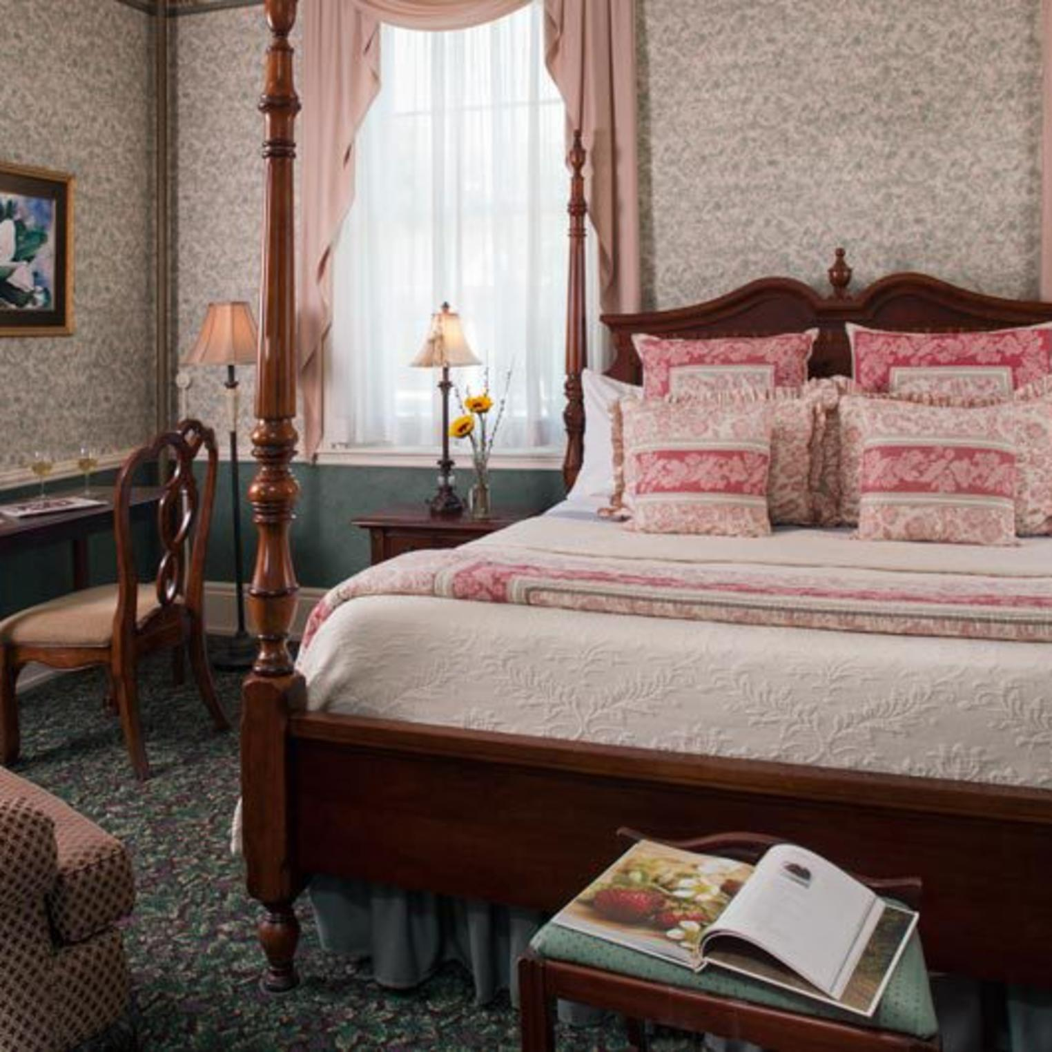 King-Sized Accommodations in the Ewing Room