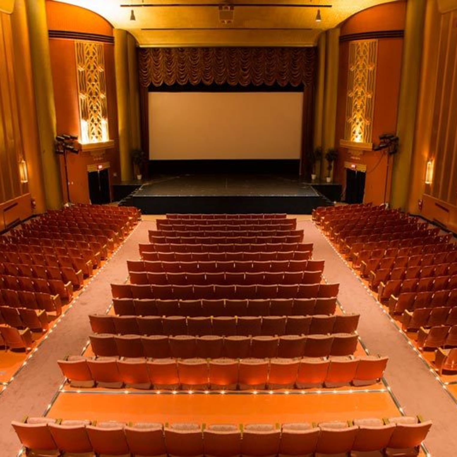 Carlisle Theatre Interior