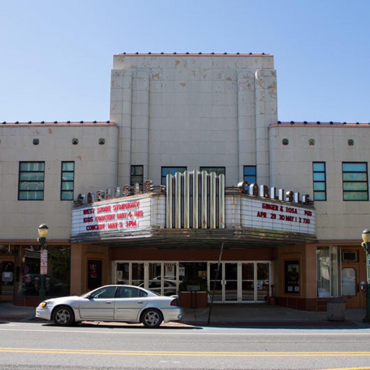 Carlisle Theatre Exterior