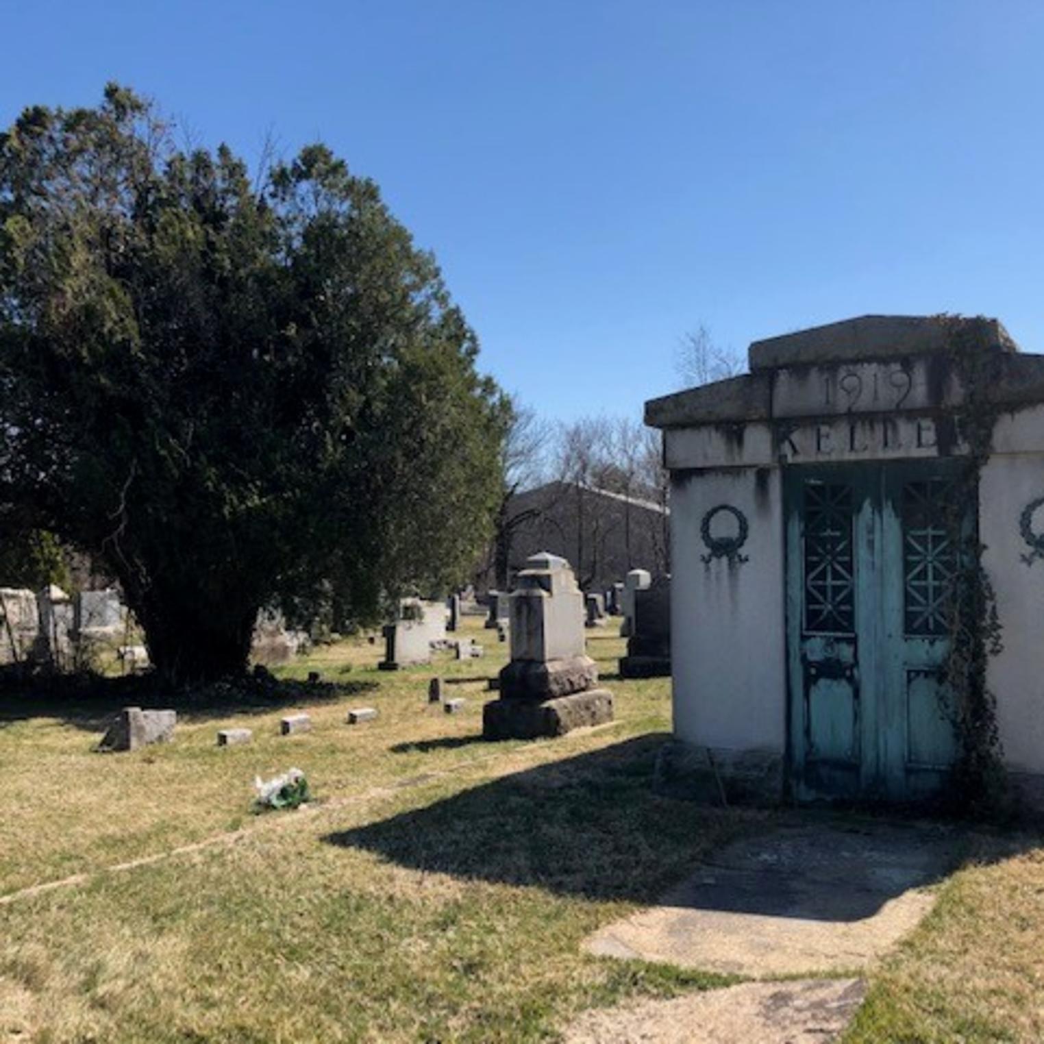 Old Public Graveyard
