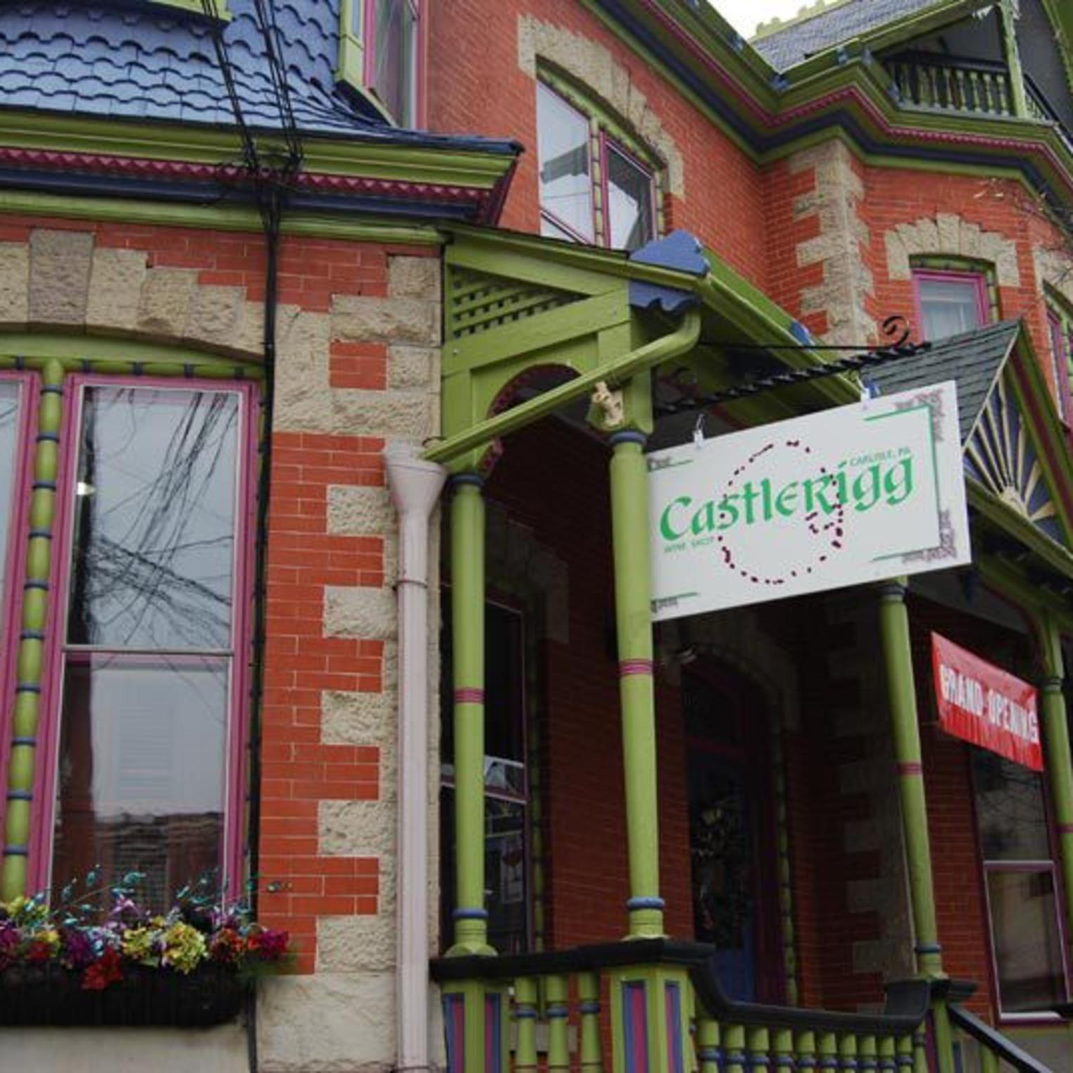 Castlerigg Wine Shop Exterior