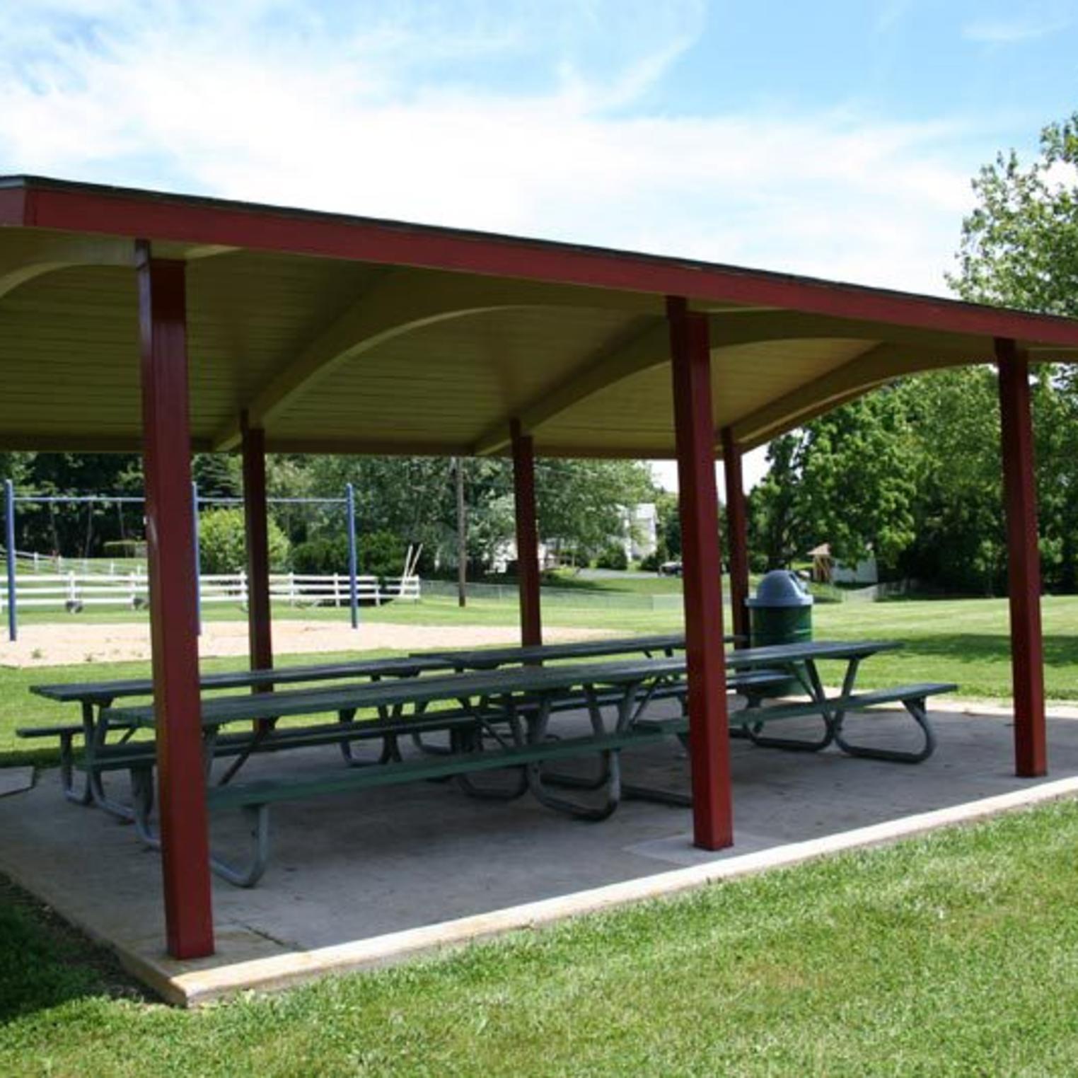 Center Square Park Pavilion