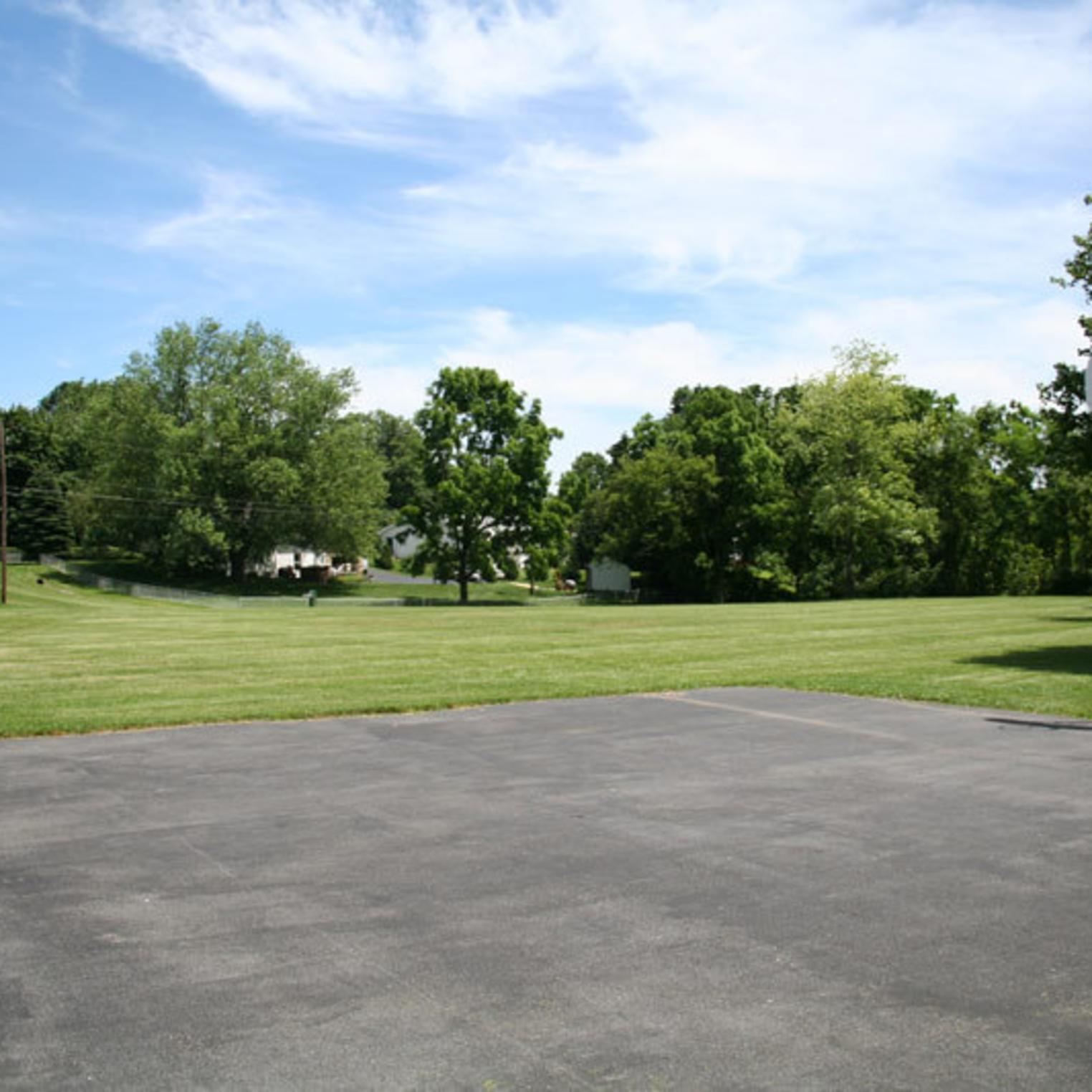 Center Square Park Basketball Court