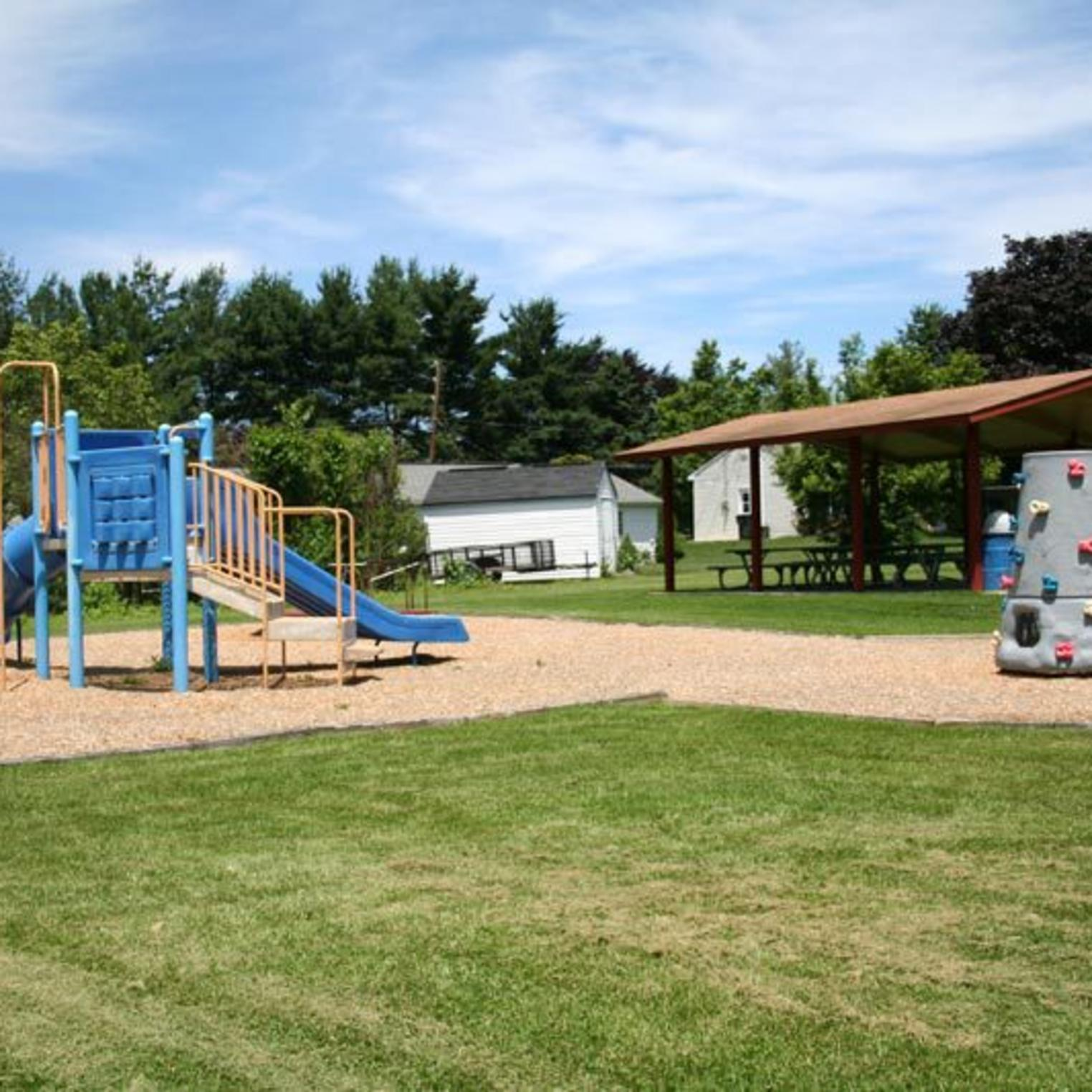 Center Square Park Playground