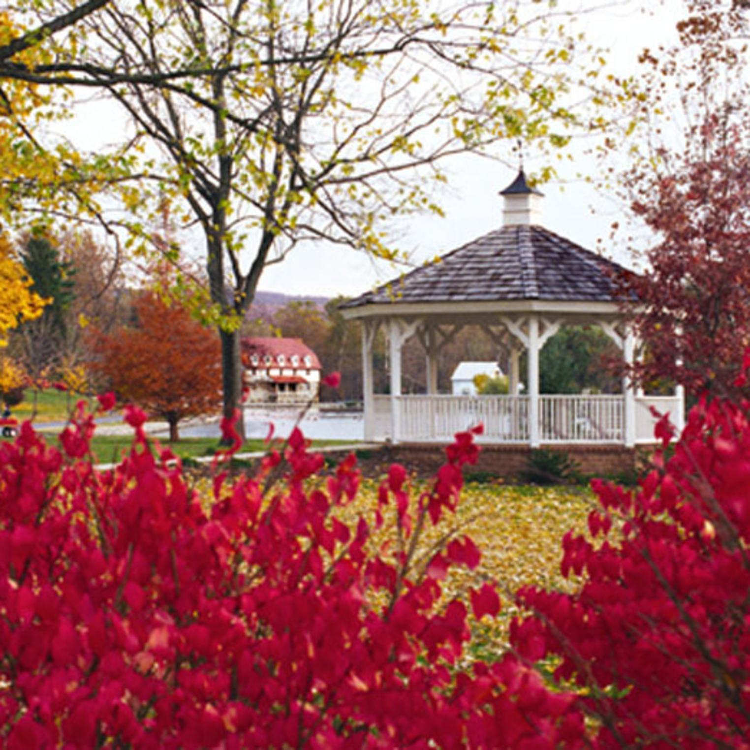 The Gazebo at Children's Lake