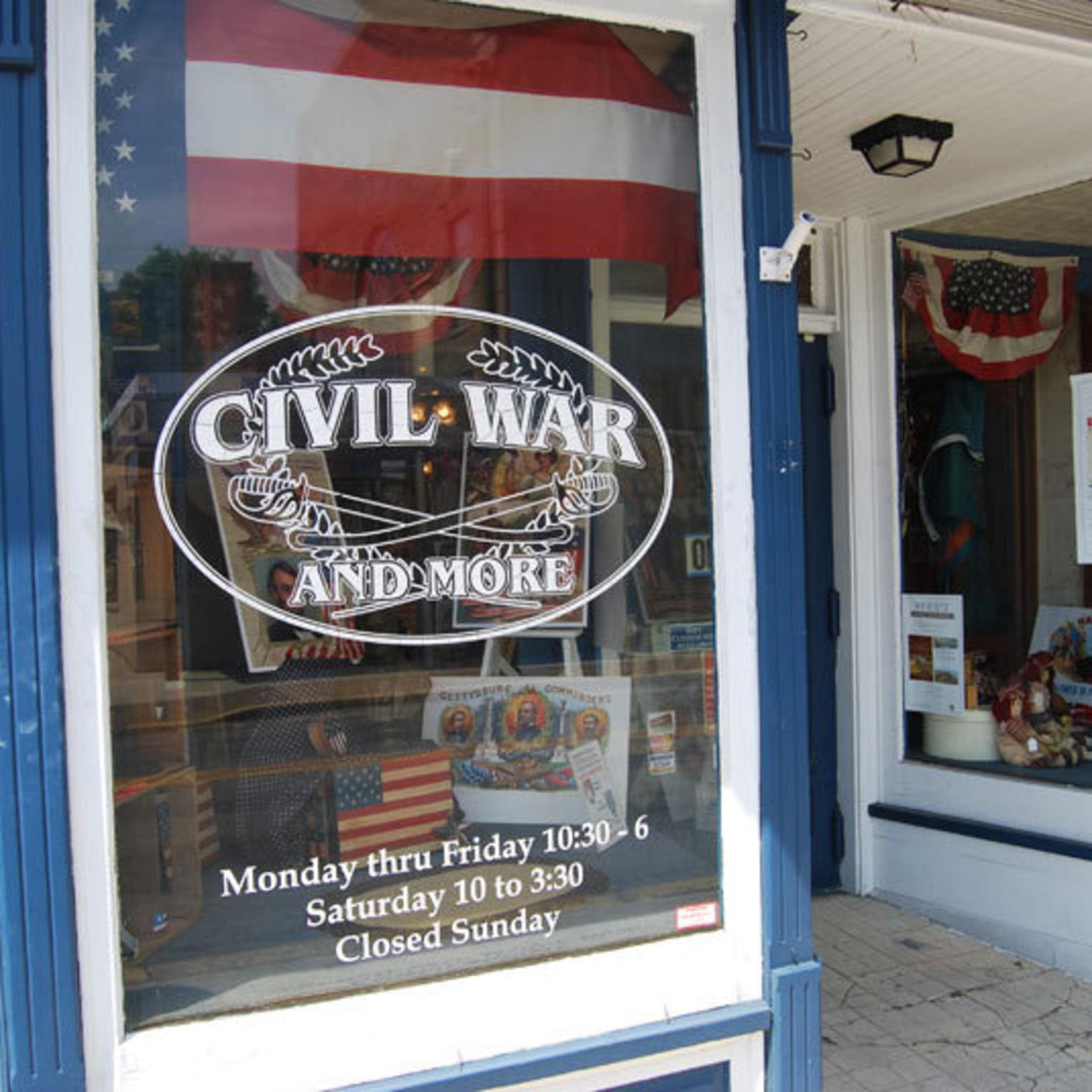 Civil War and More