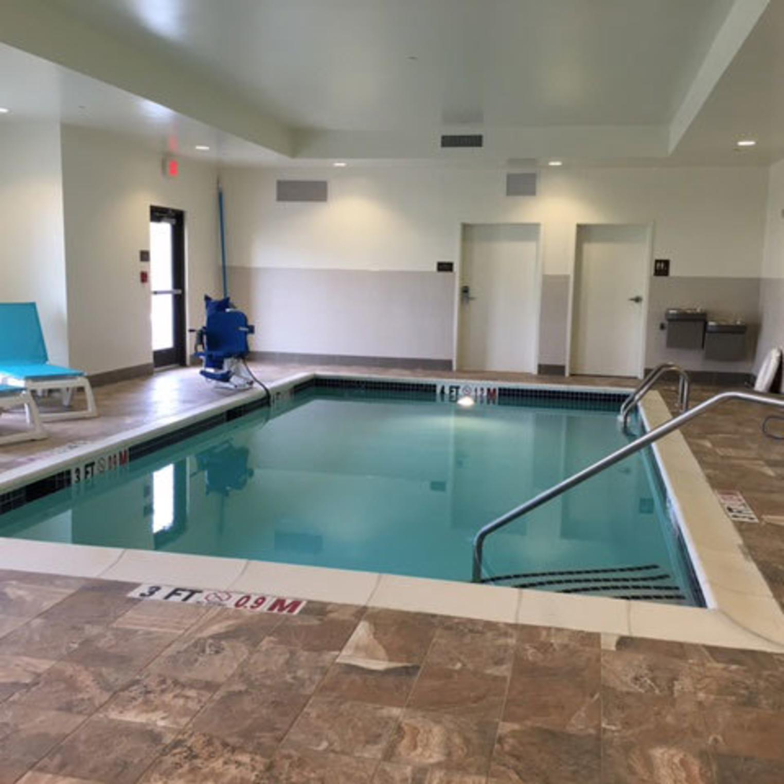 Comfort Inn Carlisle Indoor Pool