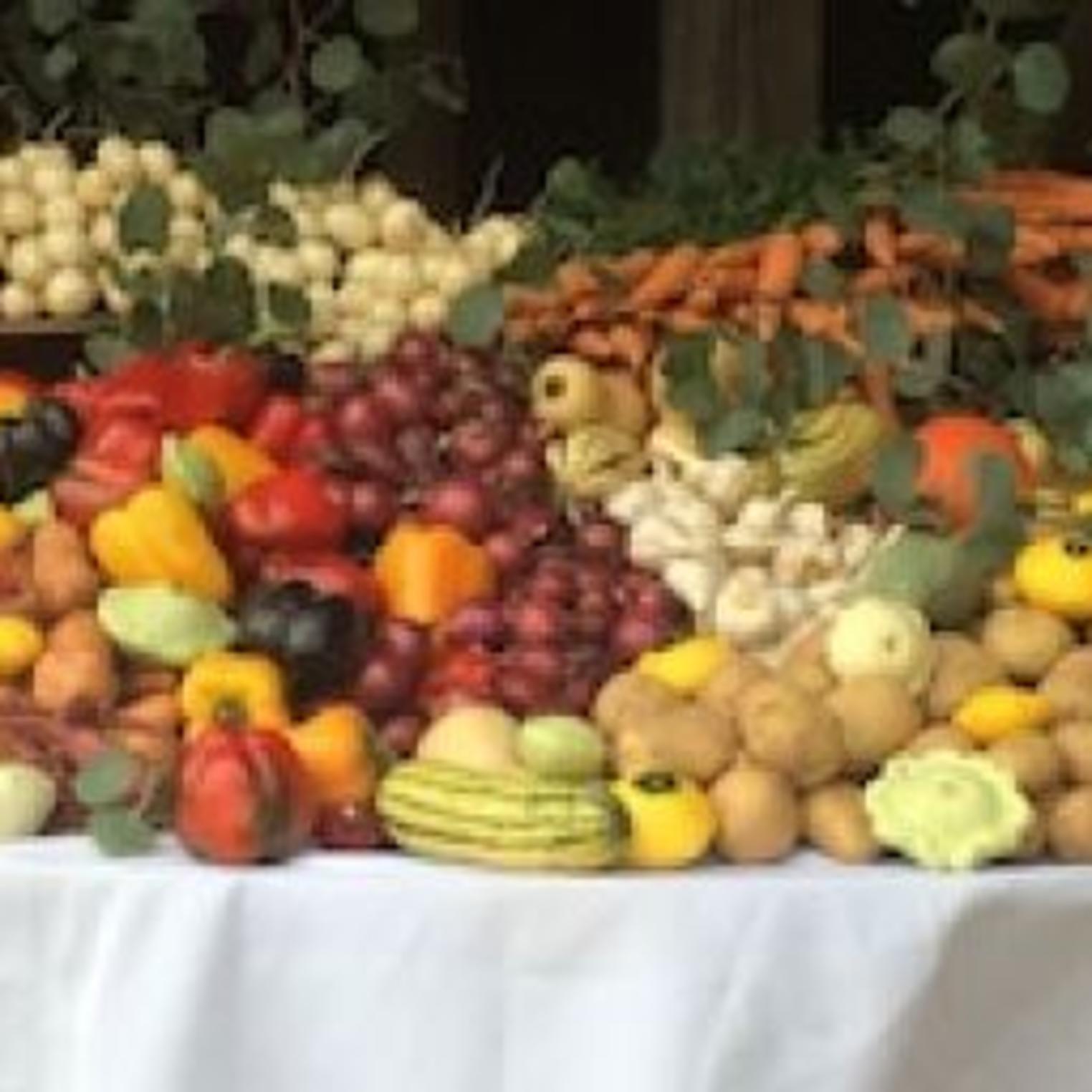 Cornucopia of Produce from Everblossom Farm