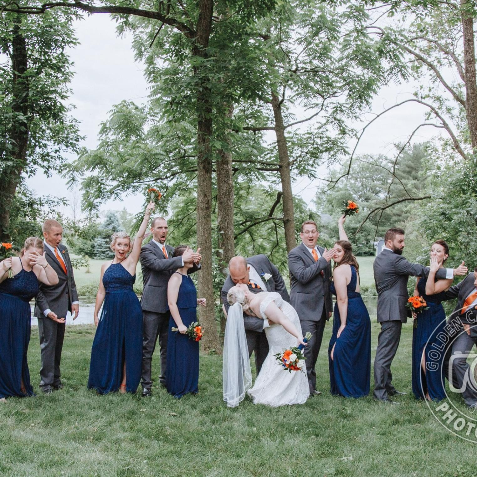 BCB Creekside Wedding
