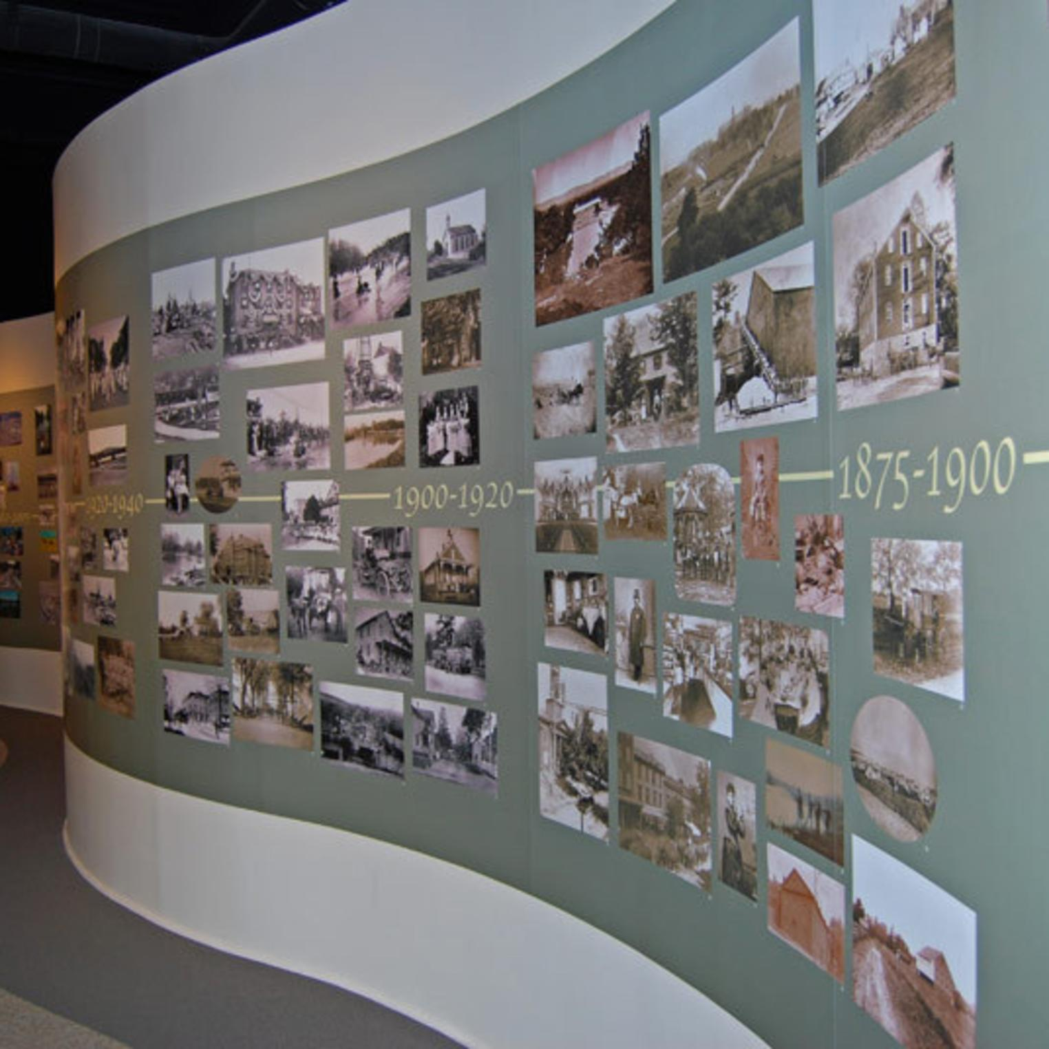 Cumberland County Historical Society Timeline