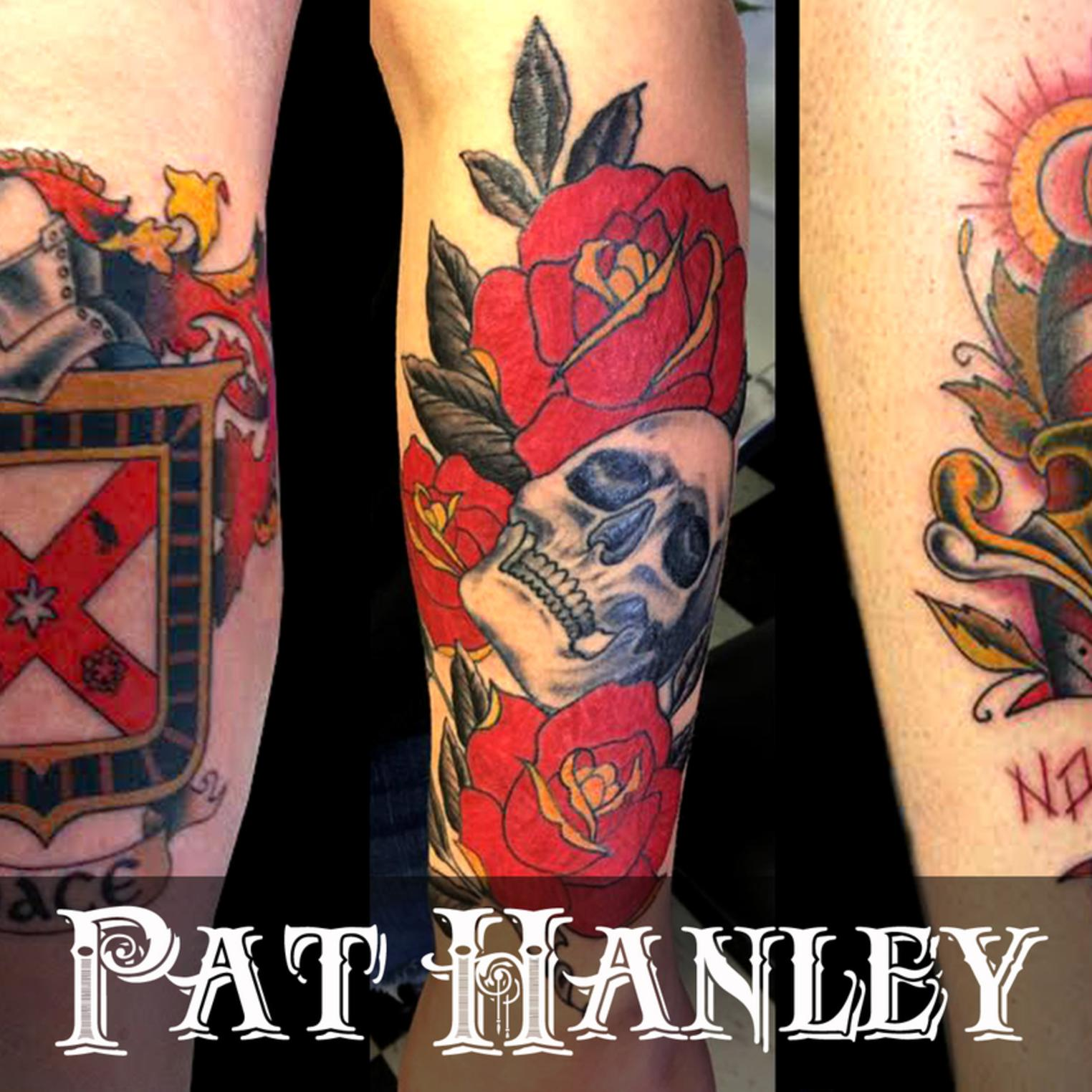 American Anchor Tattoo