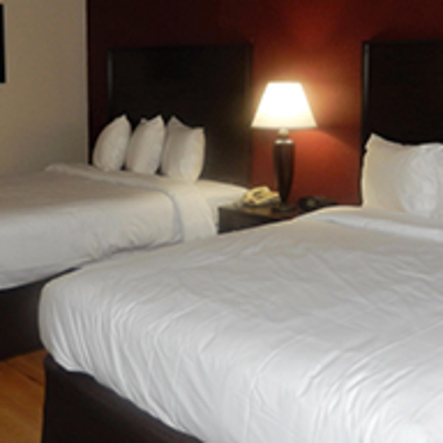 Deluxe Queen Room at Red Roof Inn Plus