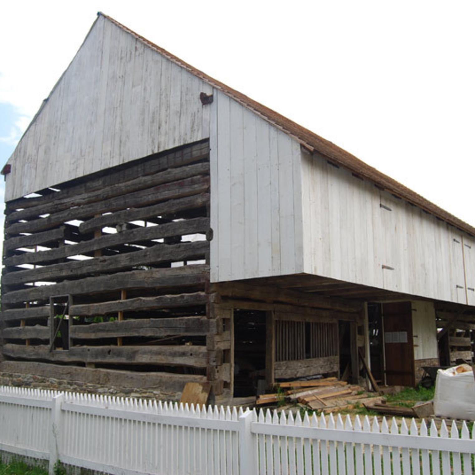 Dill's Tavern Barn