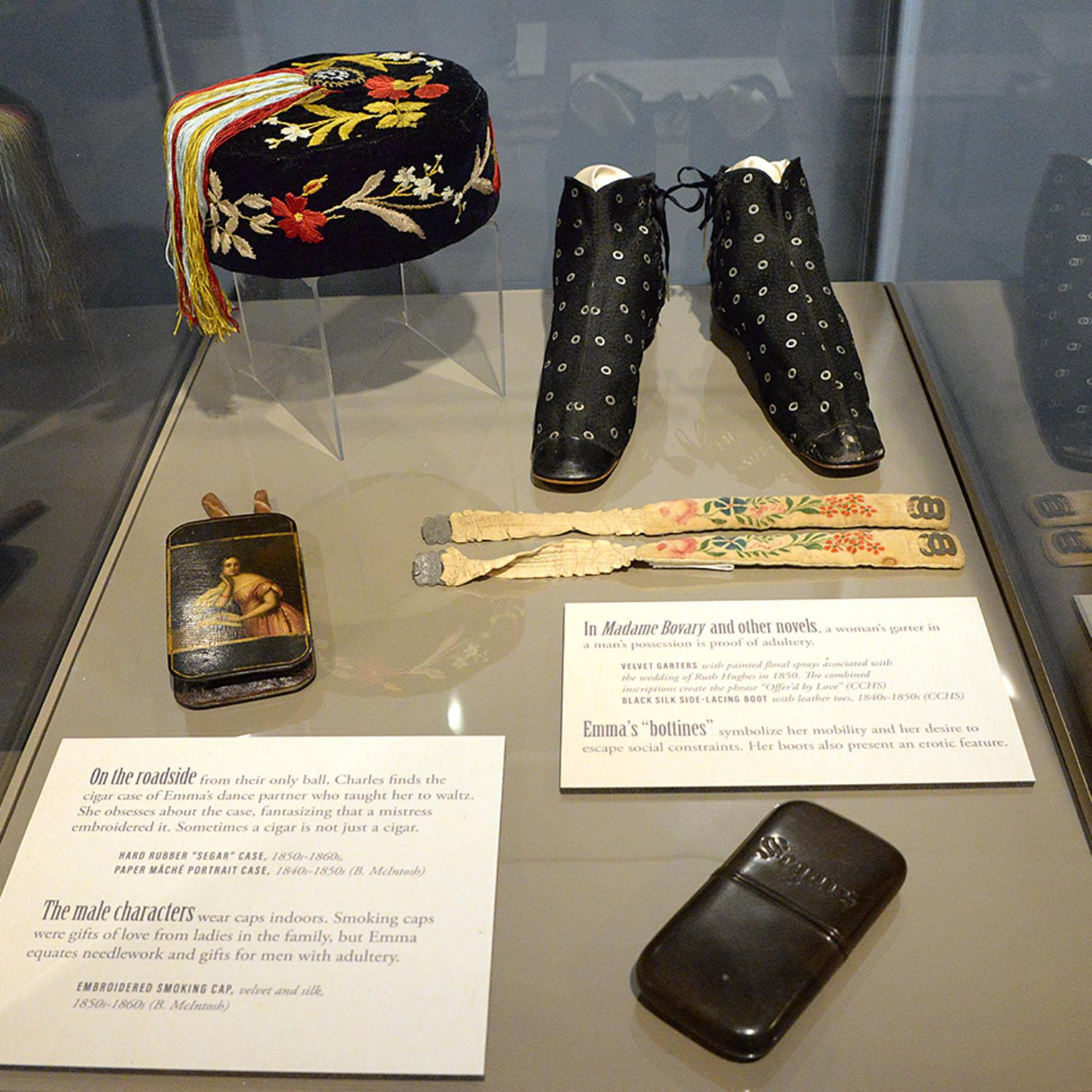 Shippensburg University Fashion Archives and Museum exhibit preview