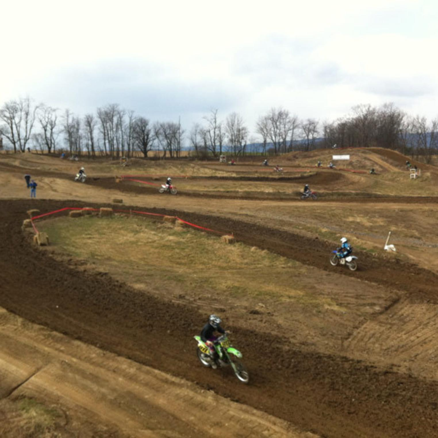 Doublin' Gap Motorcross