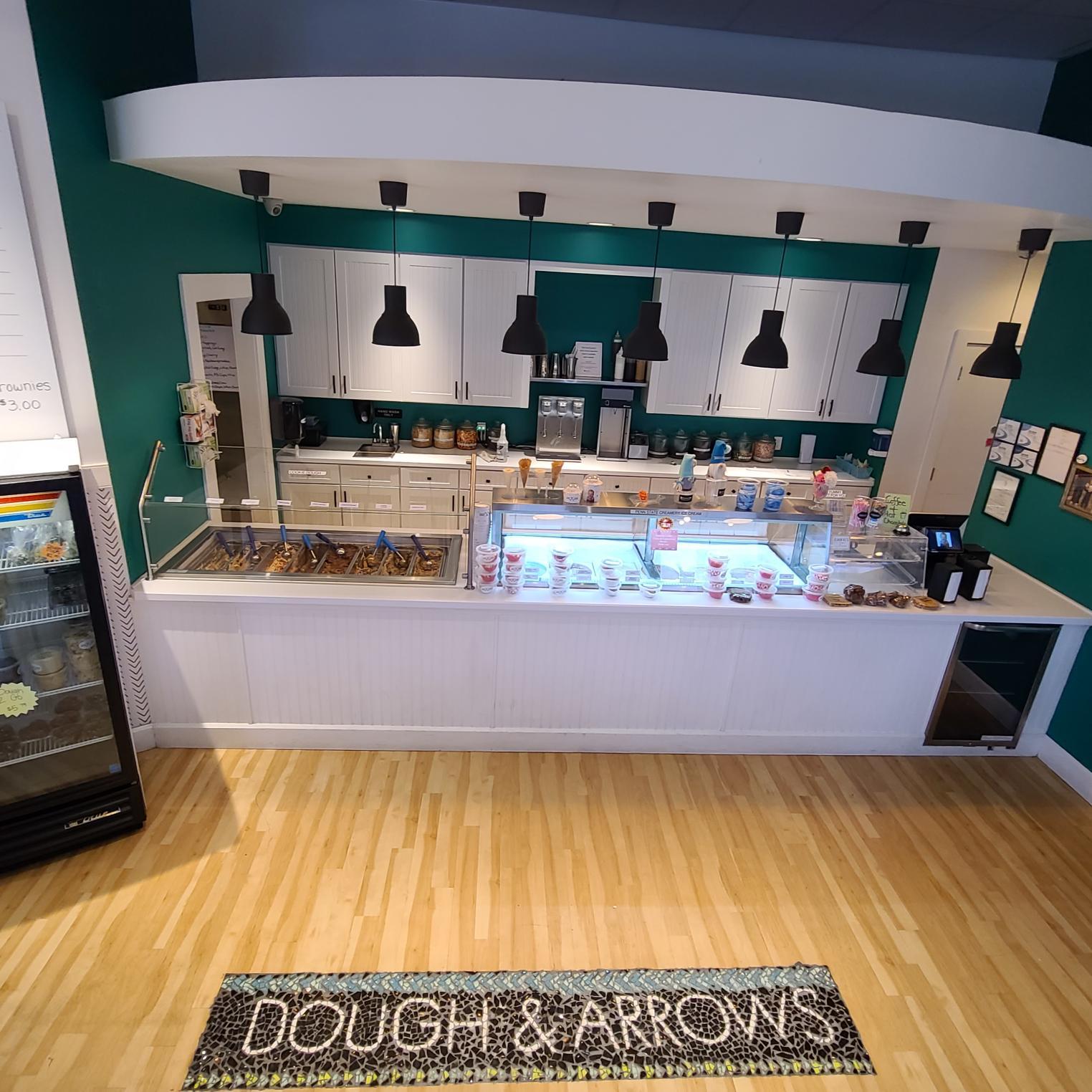 Dough & arrows