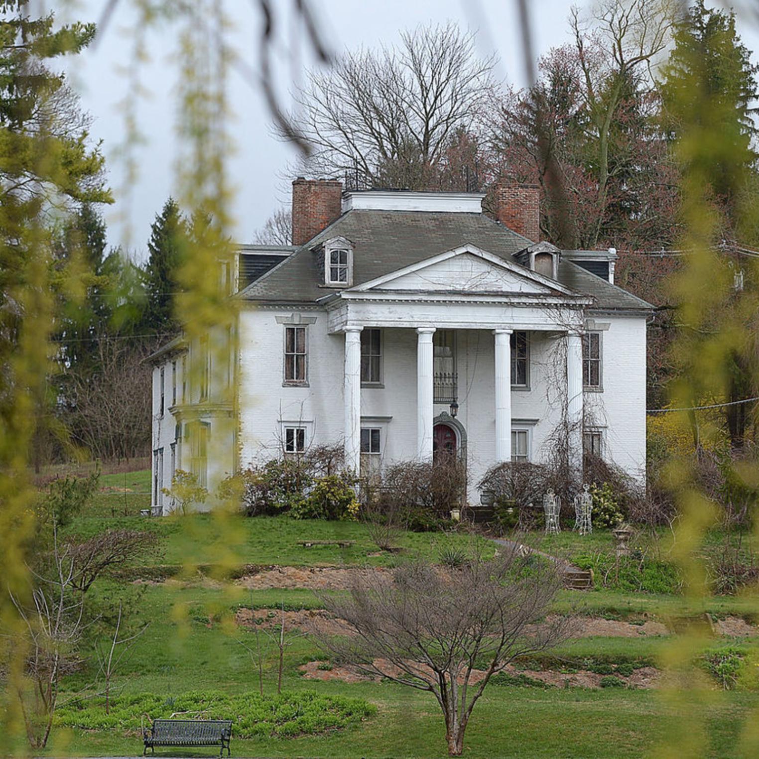 Ege-Bucher Mansion