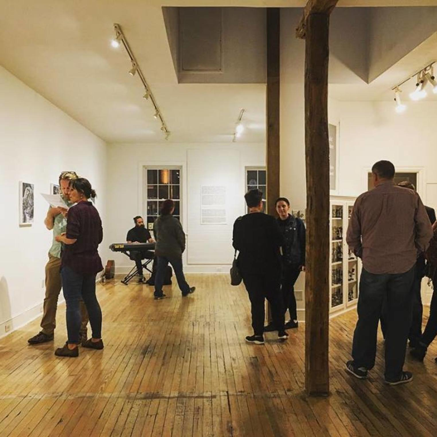 Ejecta Projects Art Gallery