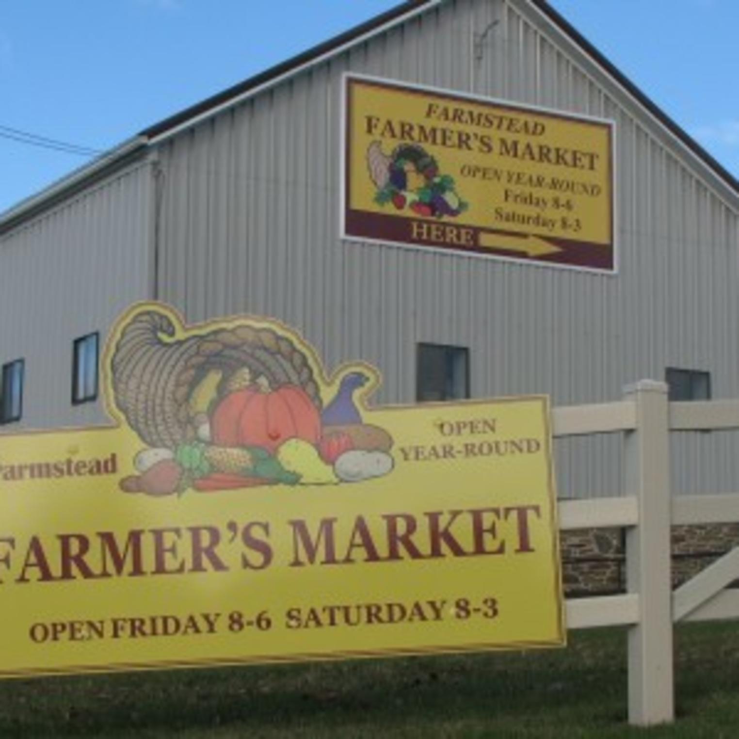 Farmstead Farmers Market