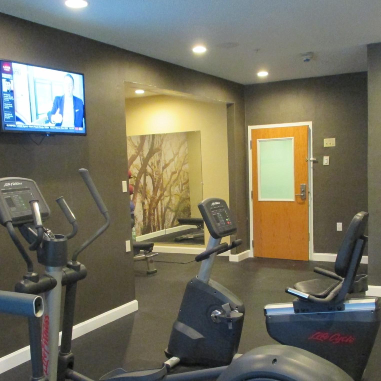 Best Western Plus Harrisburg/Mechanicsburg Fitness Center