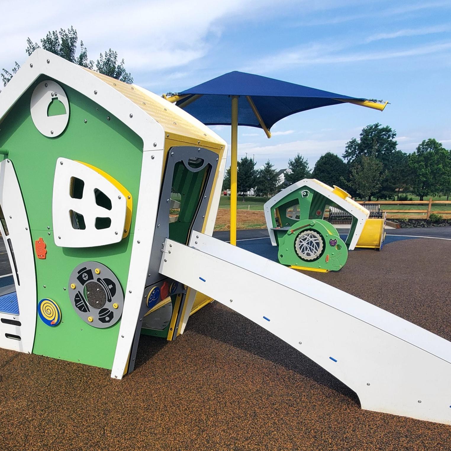 Friendship Park Playground