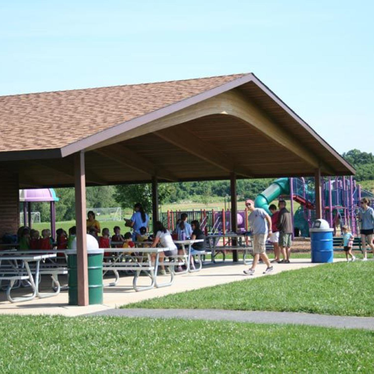 Friendship Park Pavilion