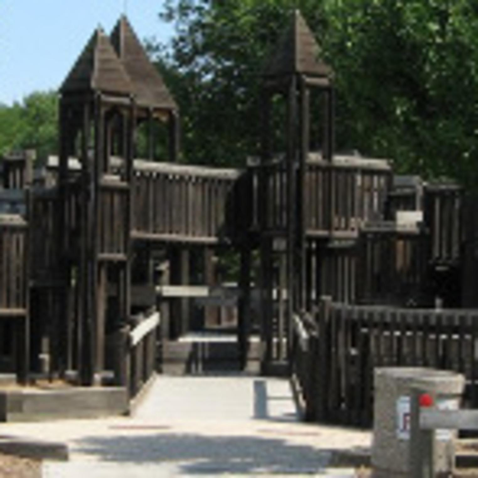 Fun Fort at Lower Allen Community Park