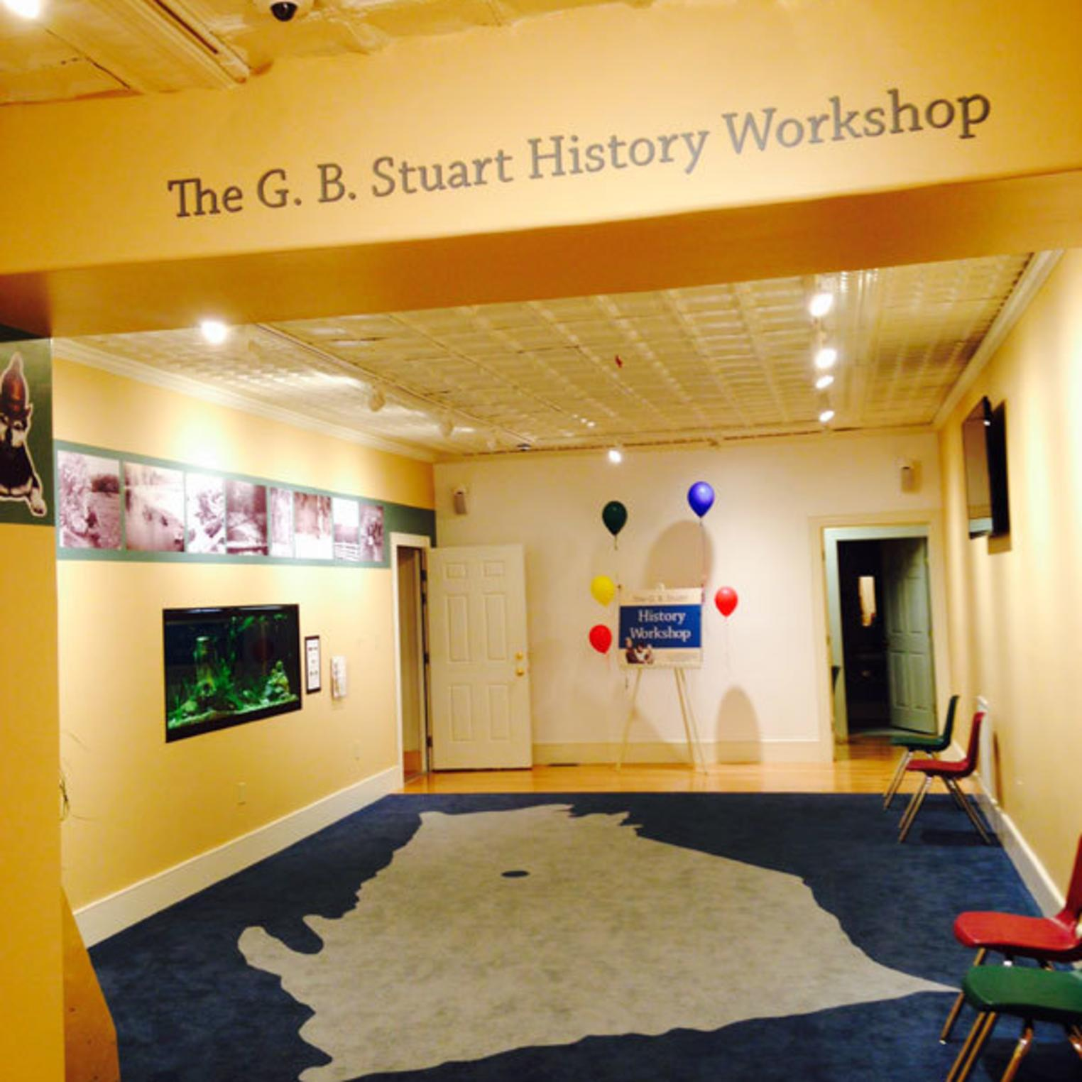 G.B. Stuart History Workshop