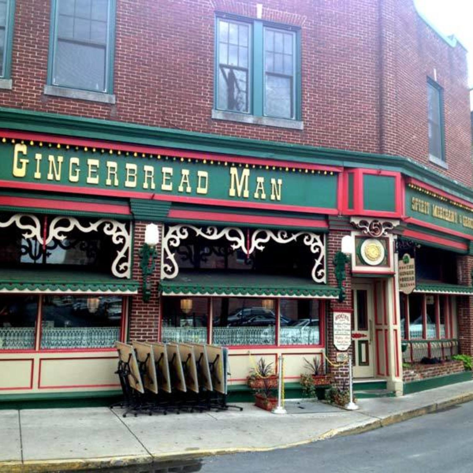 Gingerbread Man Carlisle