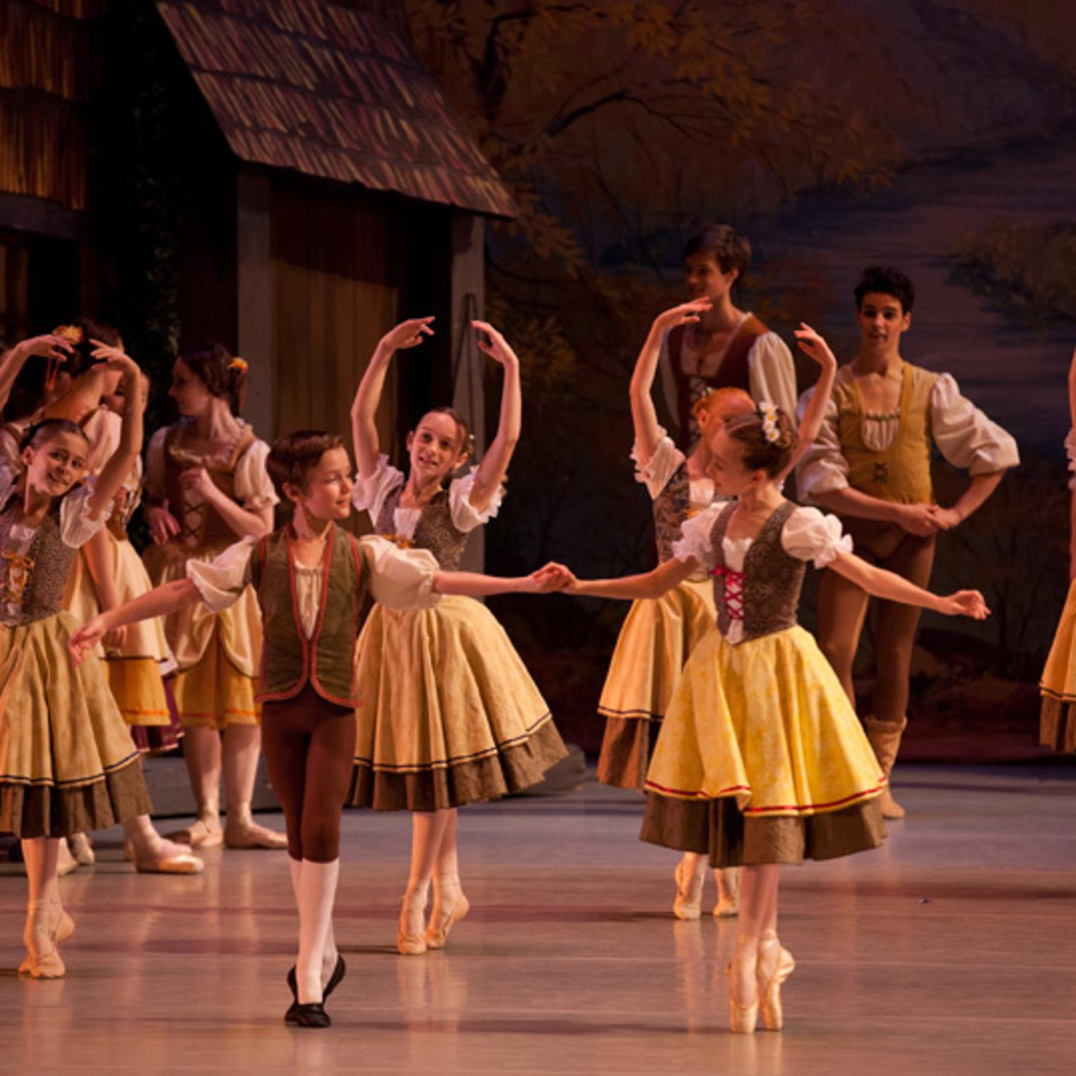 Giselle, choreography by Alan Hineline