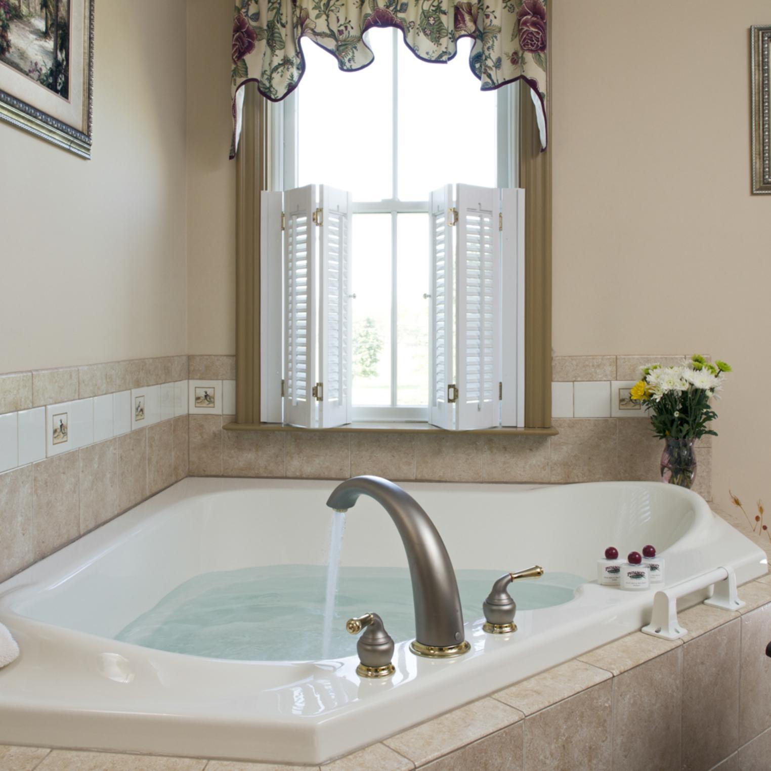 Luxury Spa Bathtub