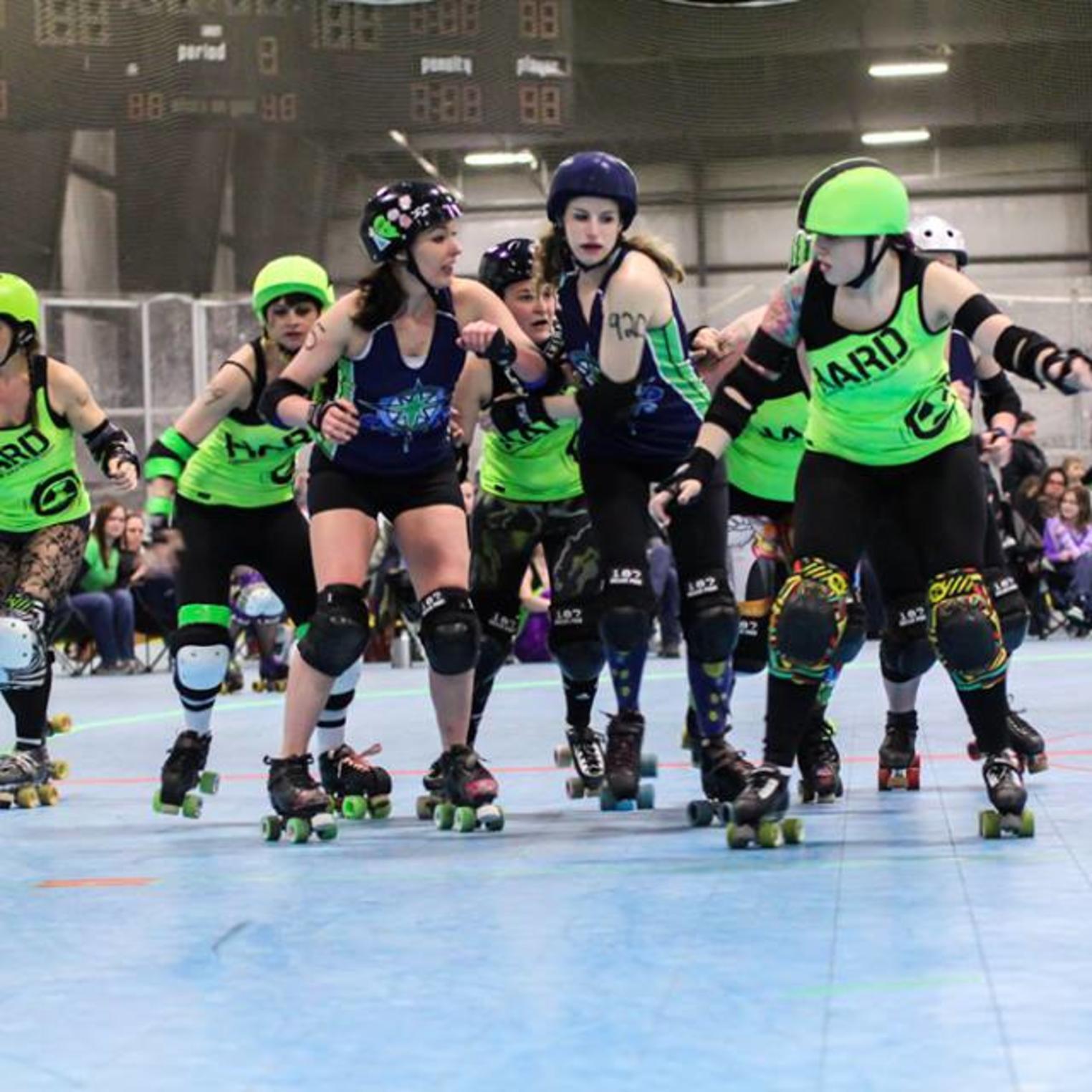 Harrisburg Area Roller Derby