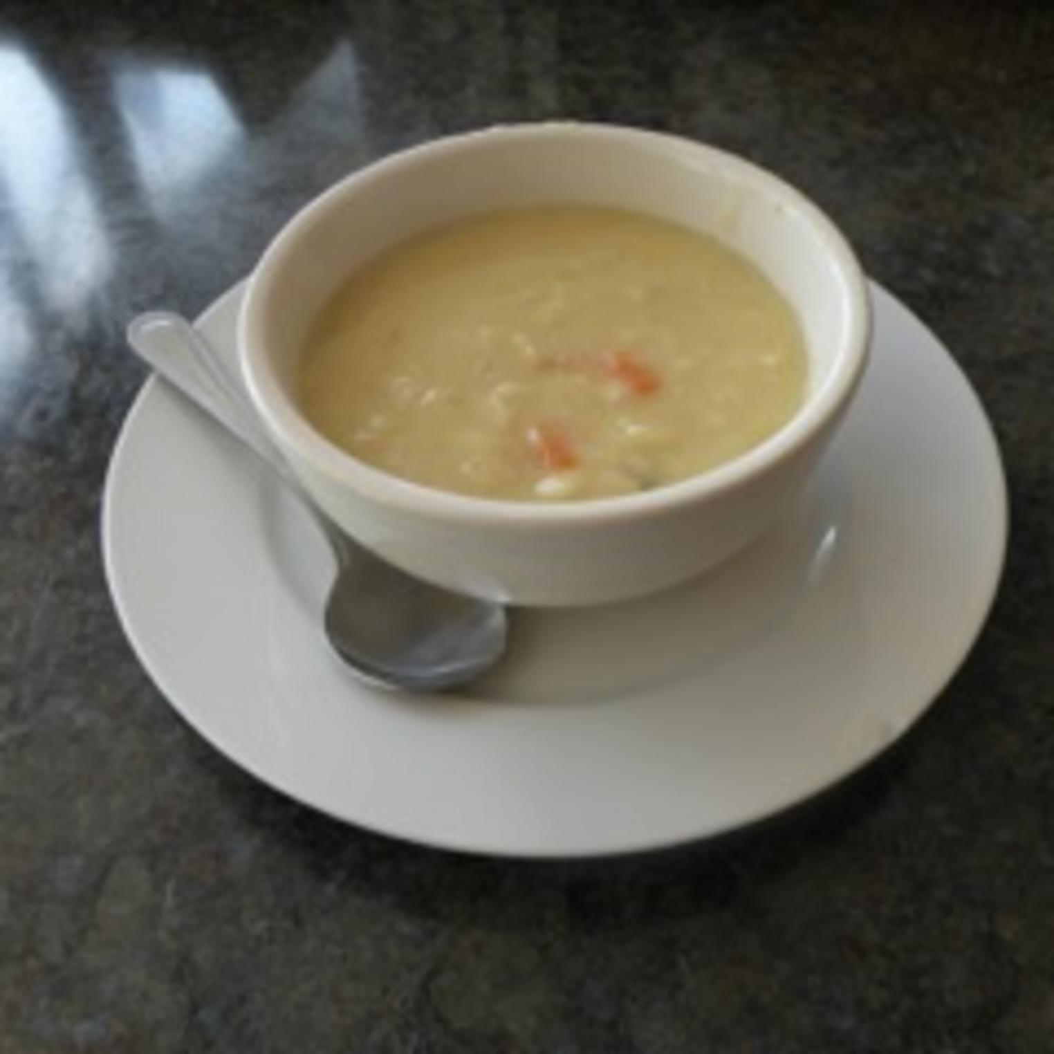 Hellenic Kouzina Soup