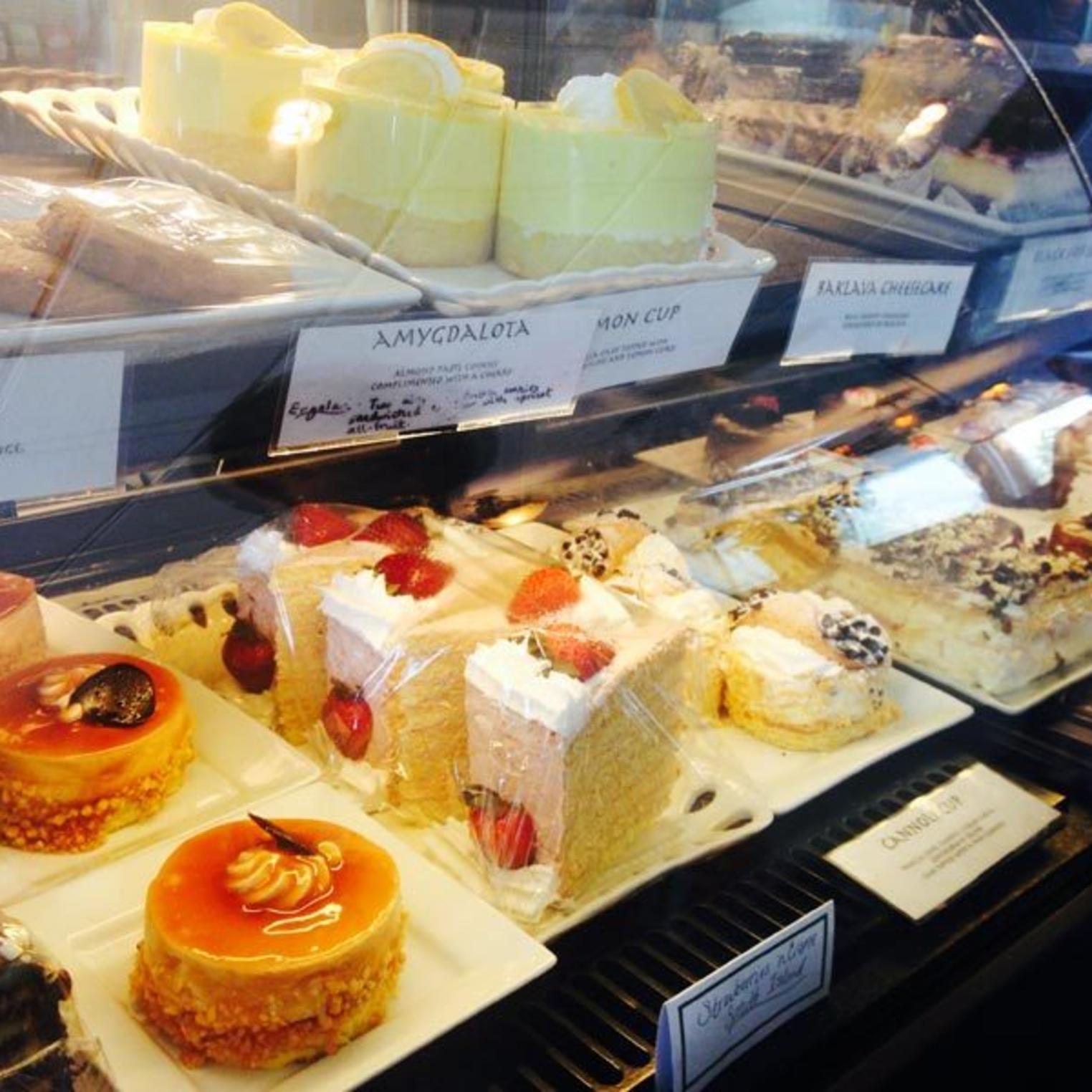 Hellenic Kouzina Dessert Selections