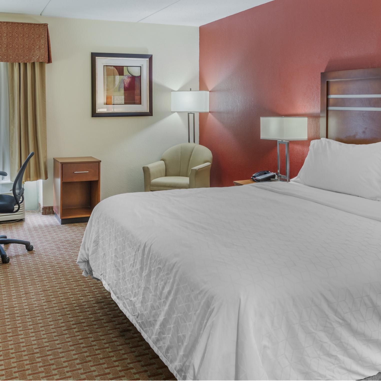 Holiday Inn Express Harrisburg SW Mechanicsburg King