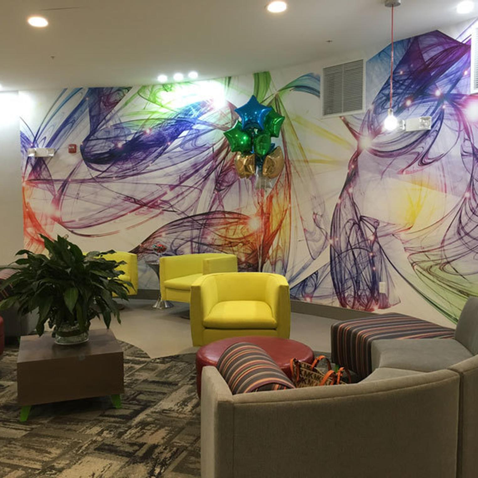 Holiday Inn Express & Suites Shippensburg Lobby