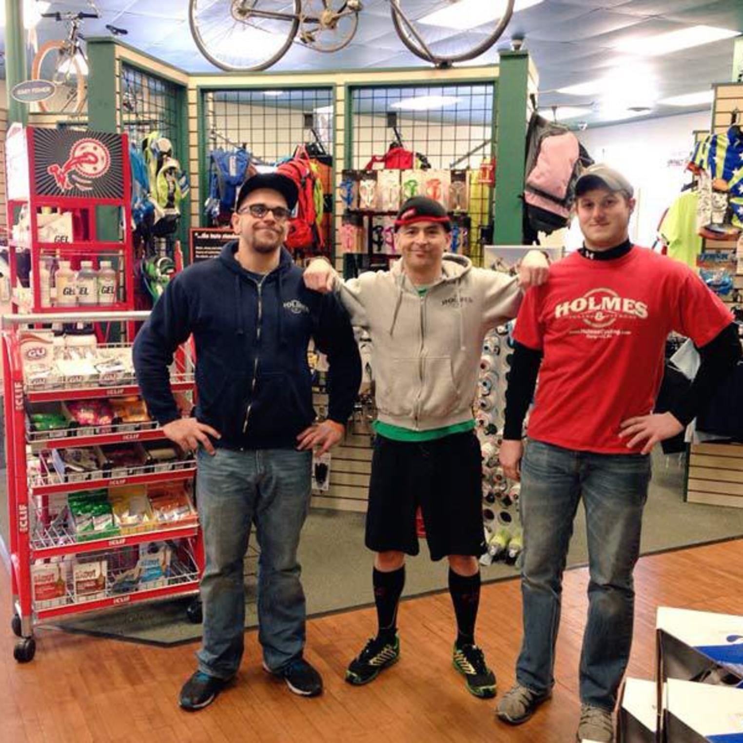 Holmes Cycling & Fitness