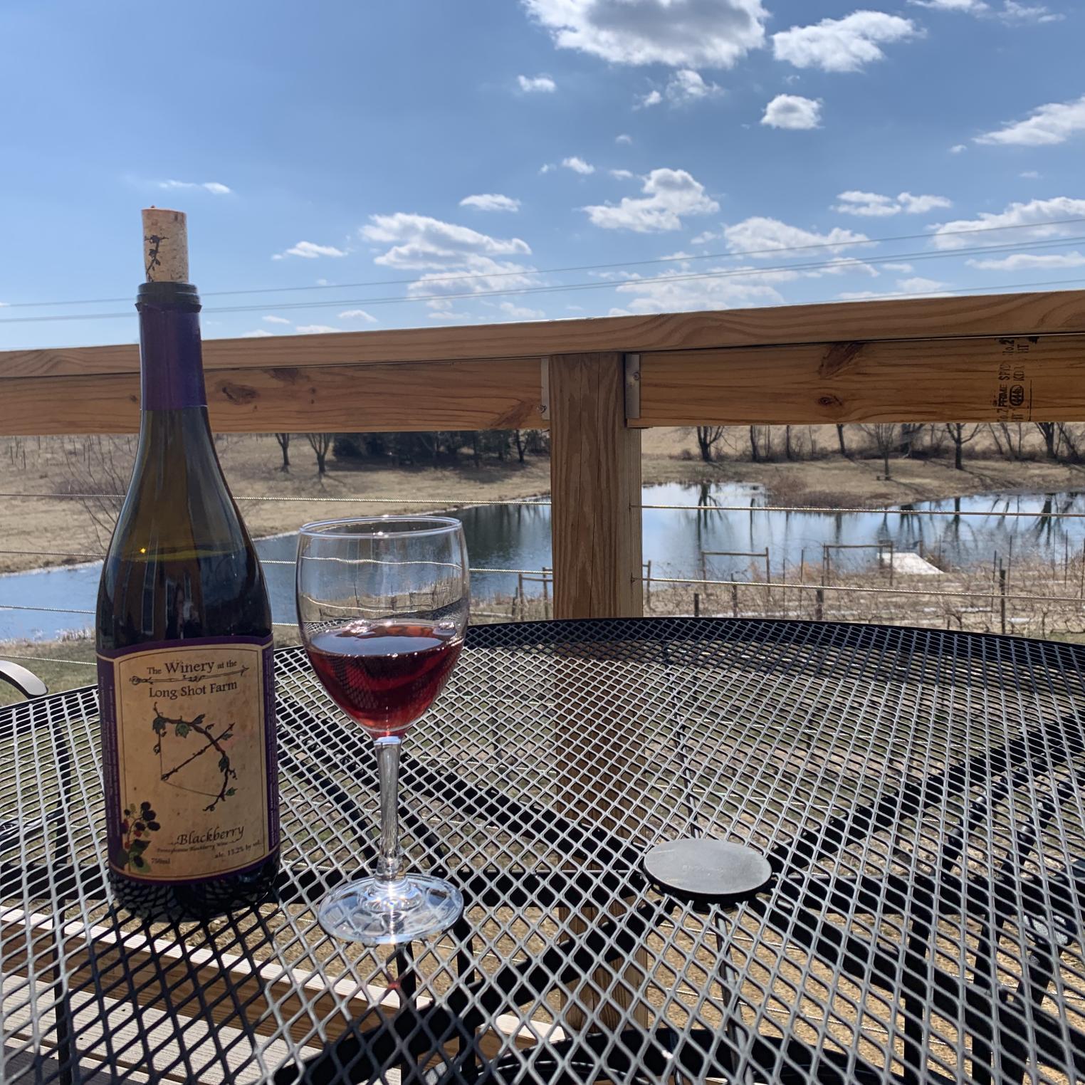 The Winery at Long Shot Farm