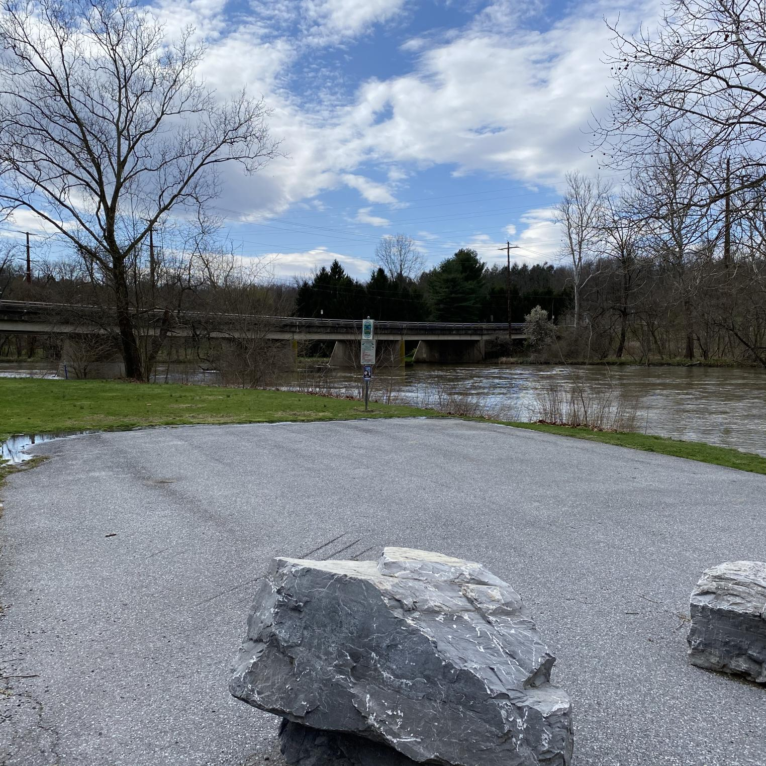 Oyster Mill Park