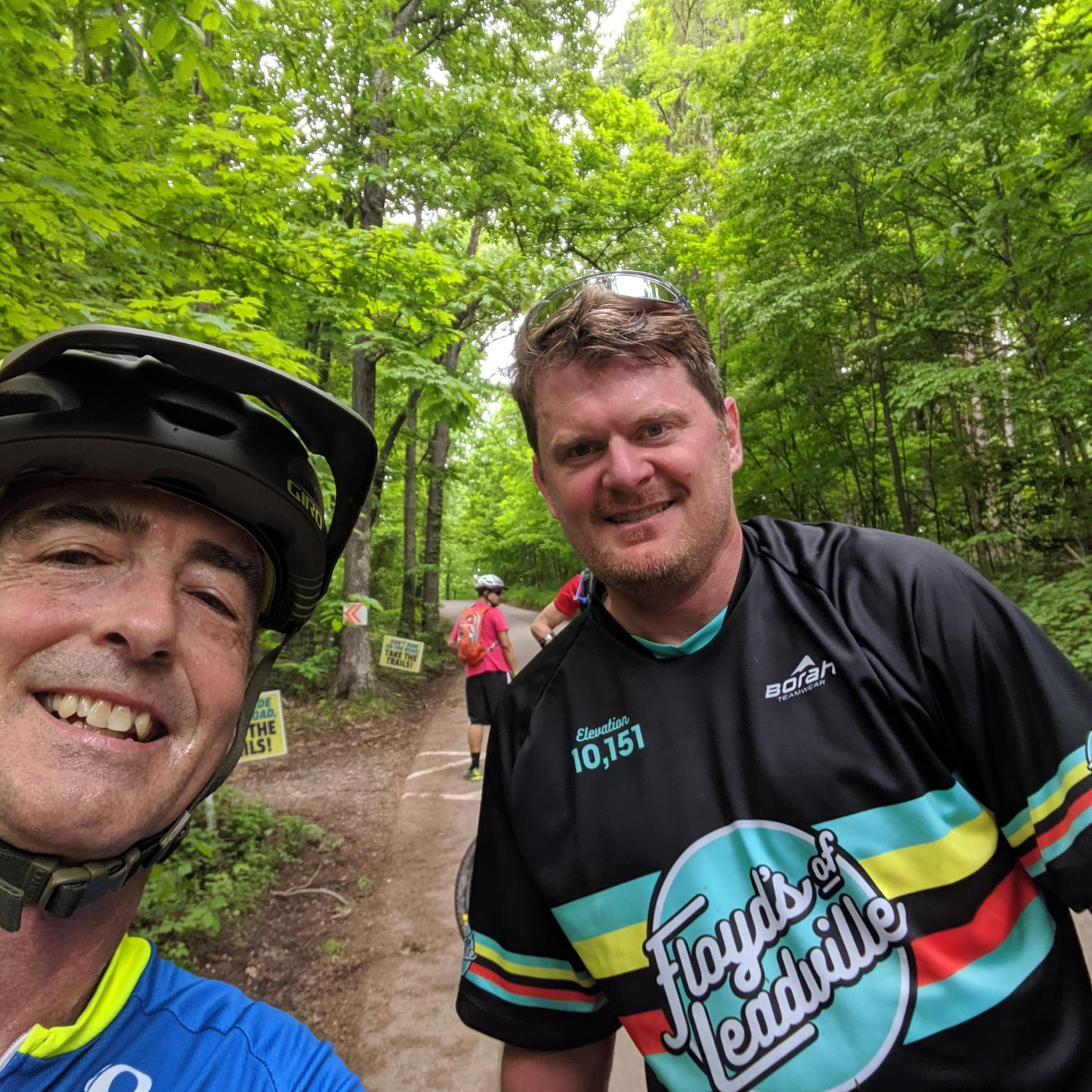 Group Mountain Bike Rides