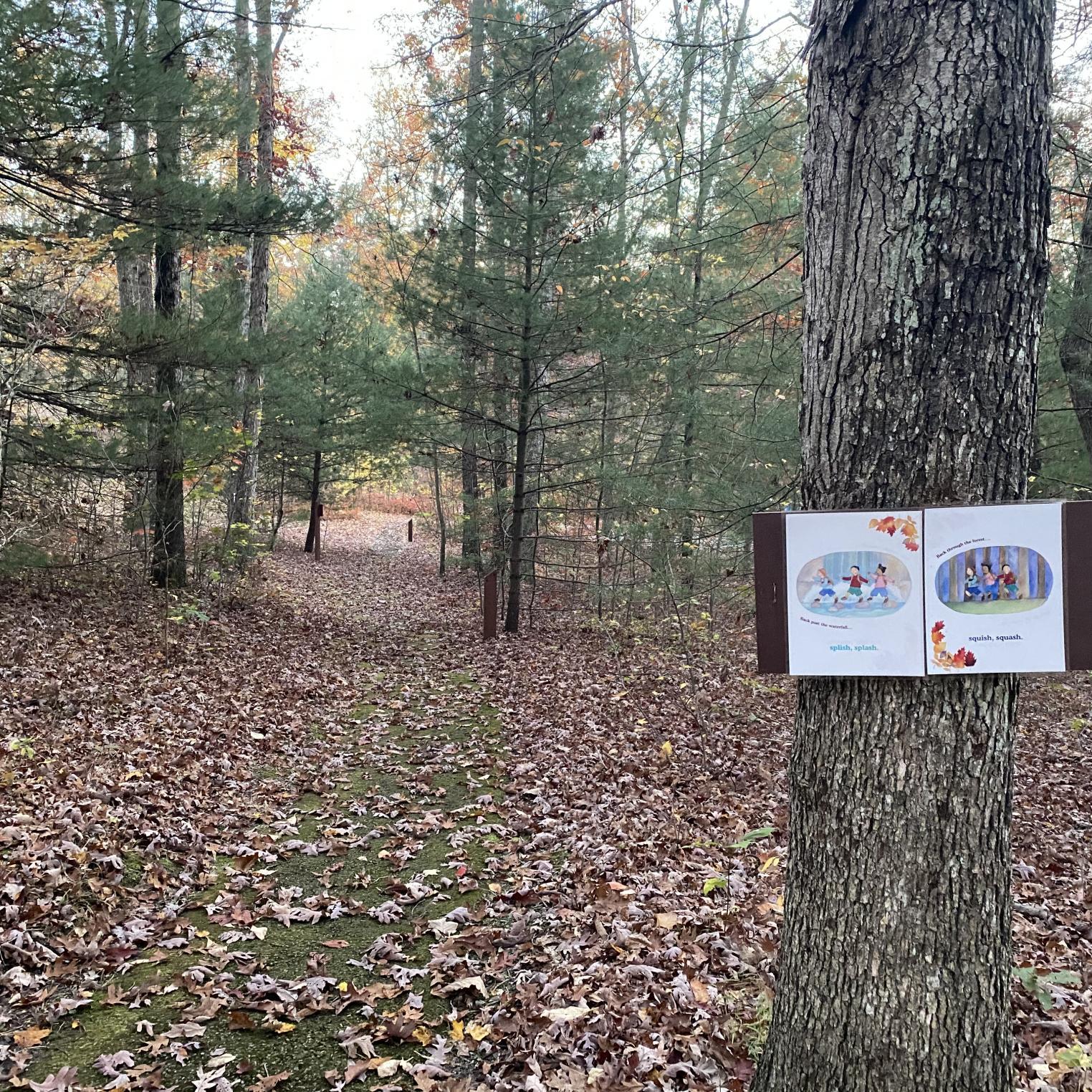 White Oaks Trail